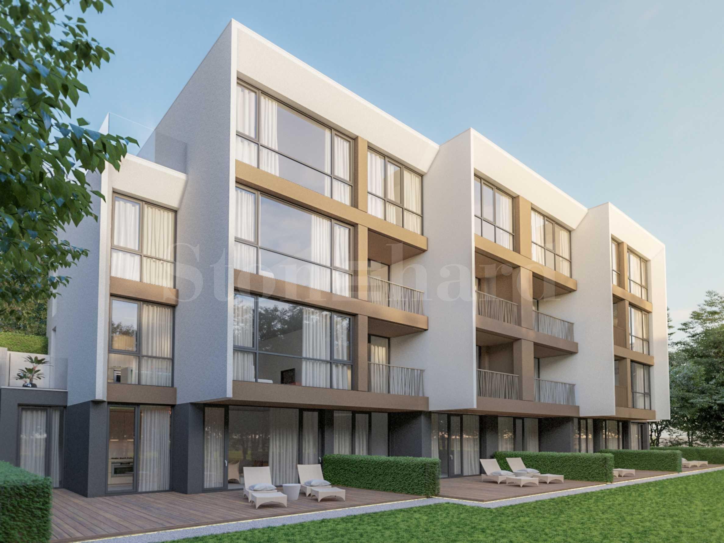 Апартаменти в бутикова сграда ново строителство в местност Траката1 - Stonehard