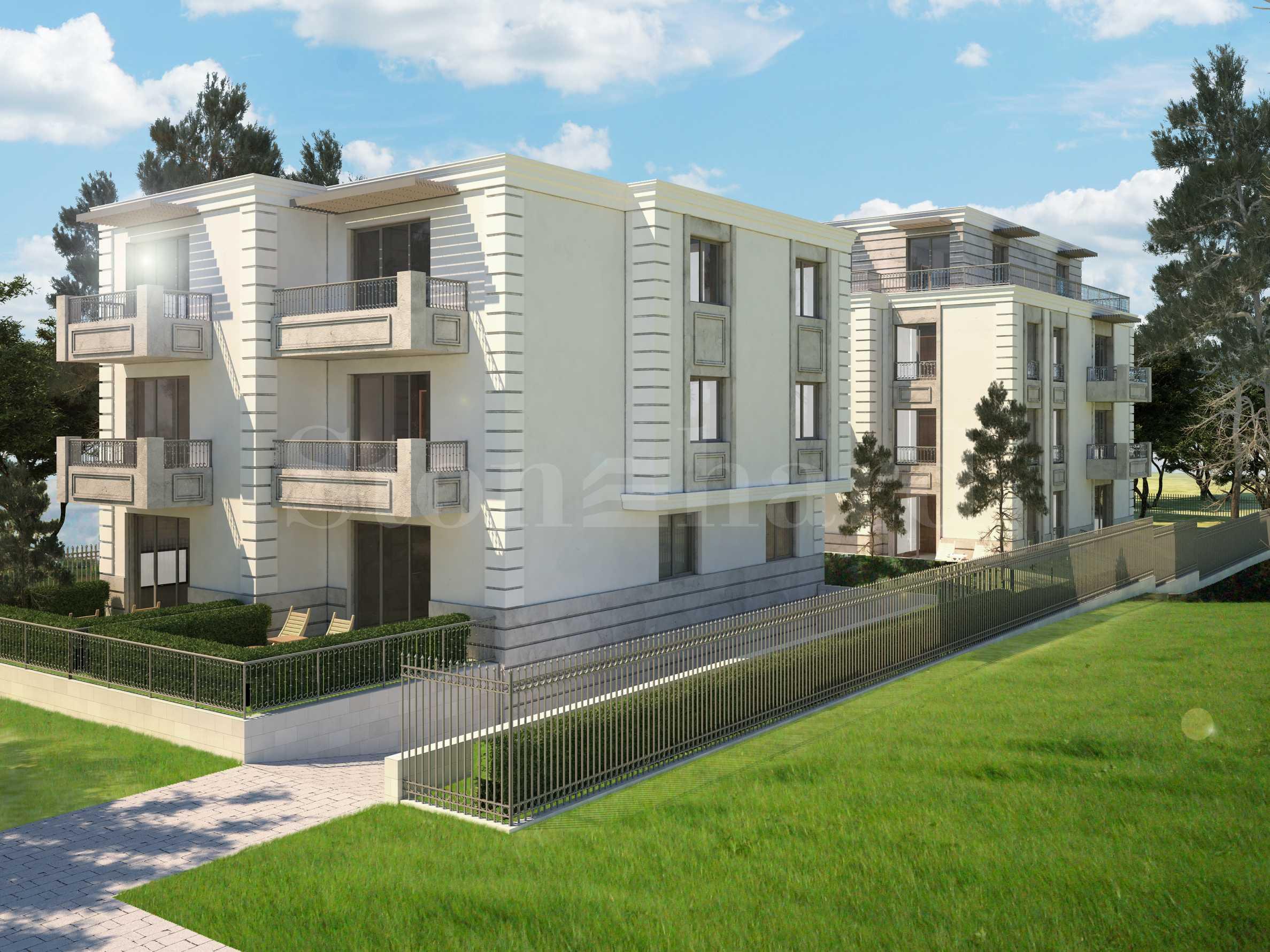 Apartment in Bankya1 - Stonehard