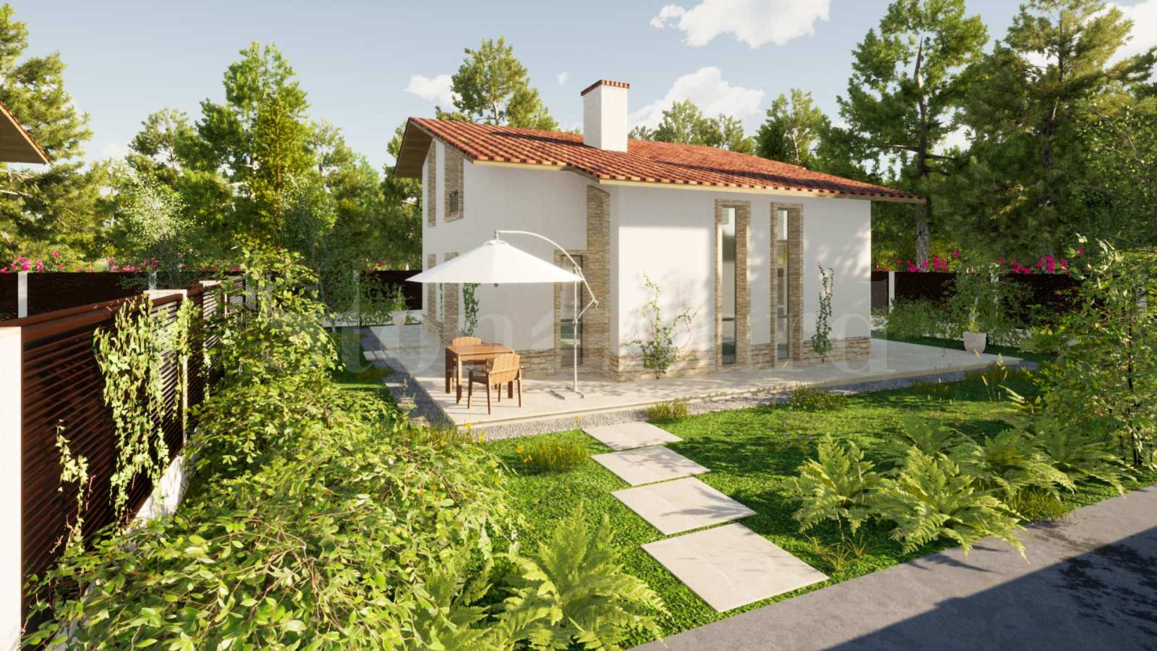House in Gurmazovo1 - Stonehard