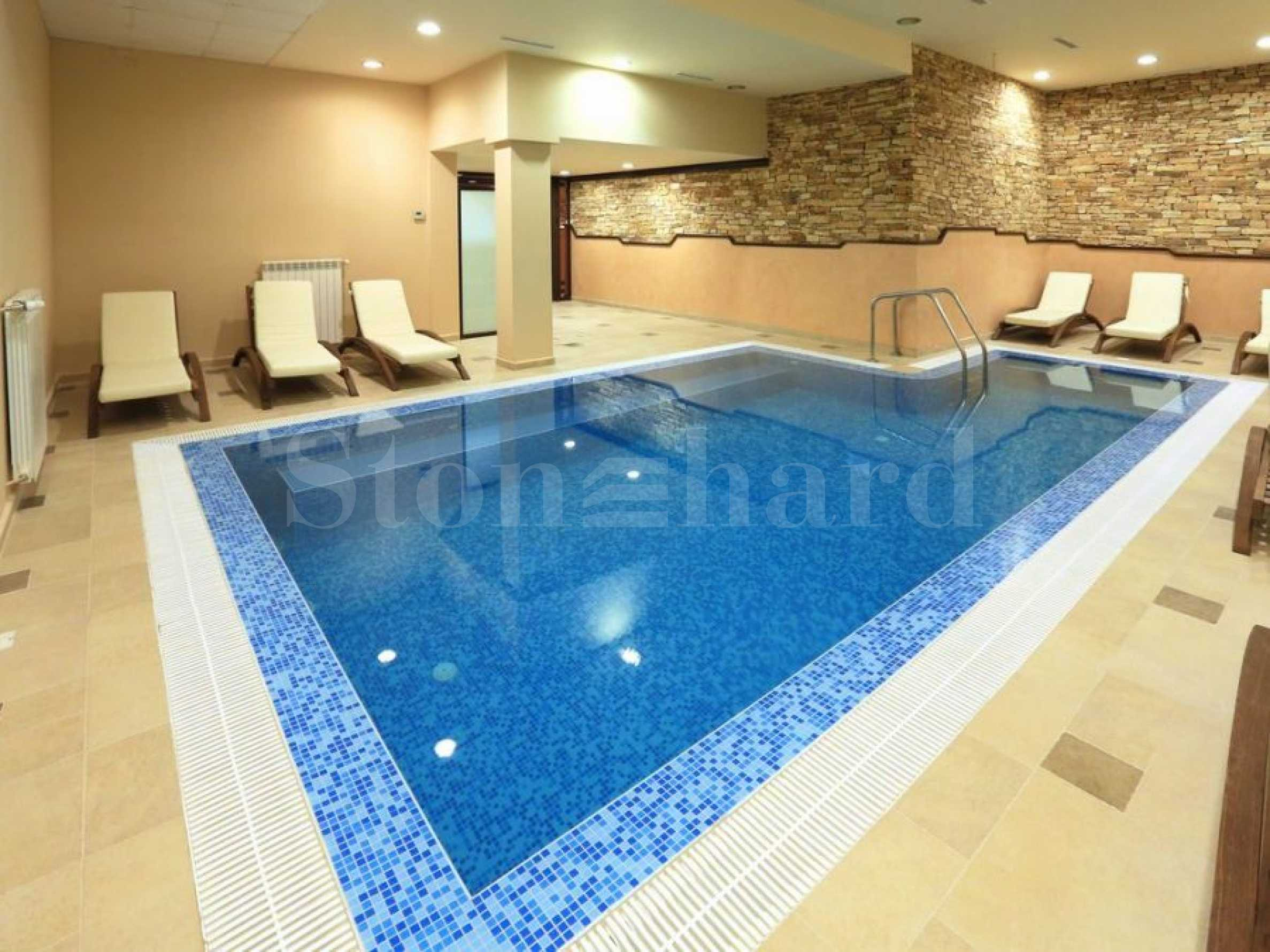 Furnished apartments for sale in a SPA complex at the foot of Pirin mountain in Bansko2 - Stonehard
