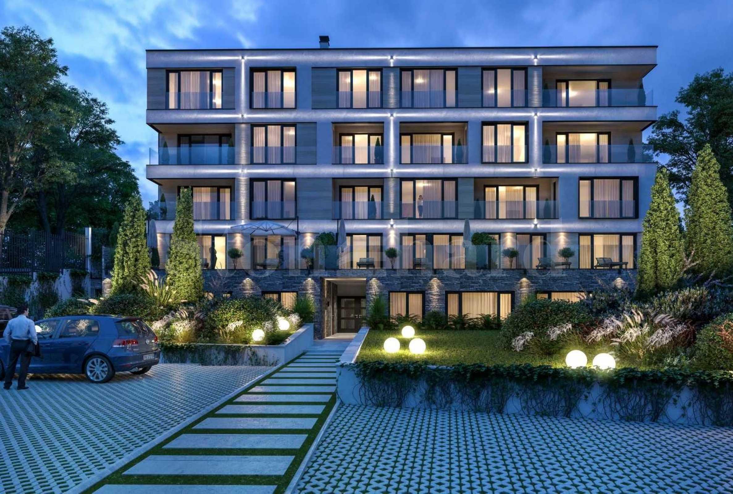 Апартаменти в бутикова сграда - качество и стил в кв. Бриз-Юг2 - Stonehard