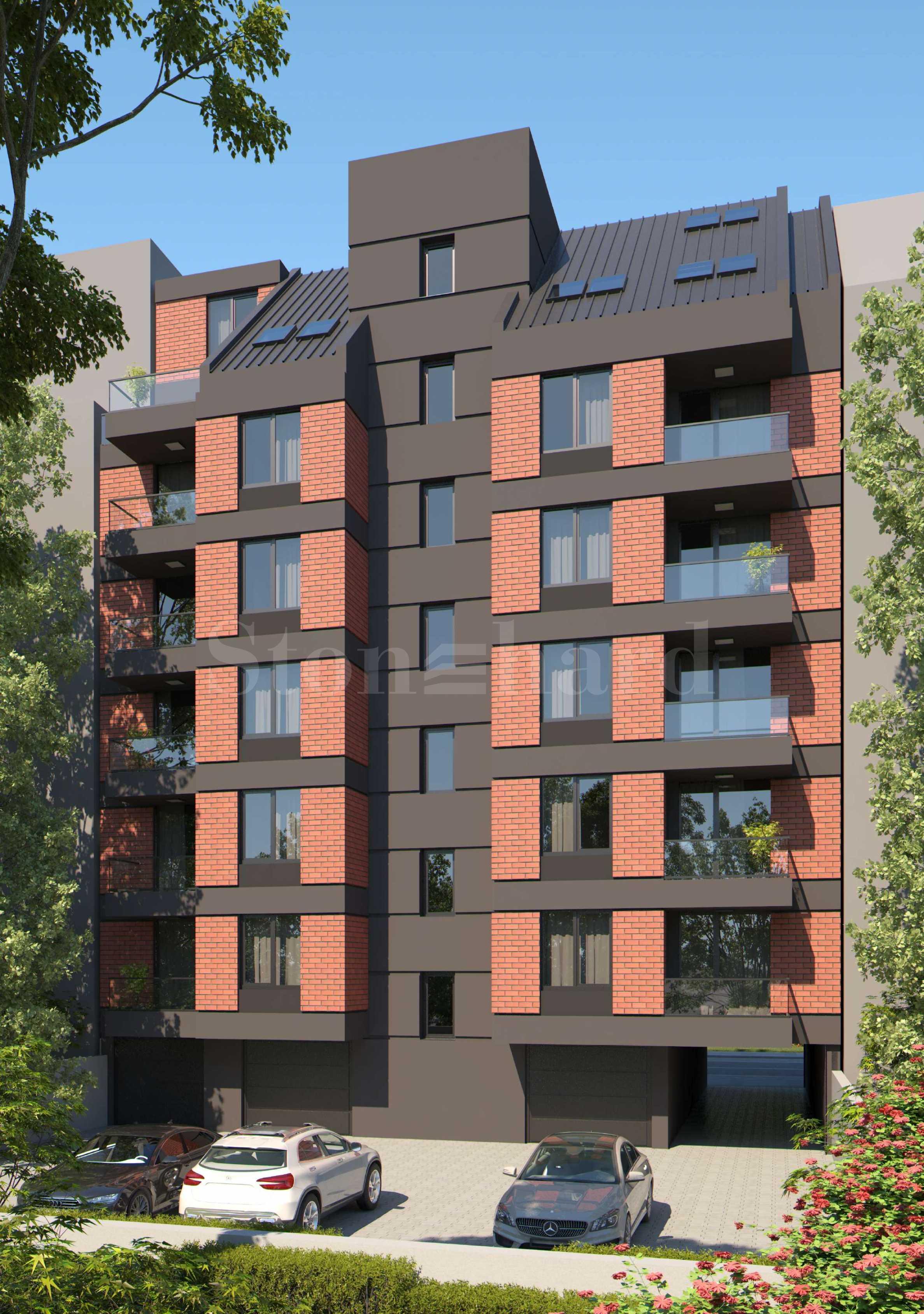 Новострояща се жилищна сграда в широк център до много удобства2 - Stonehard