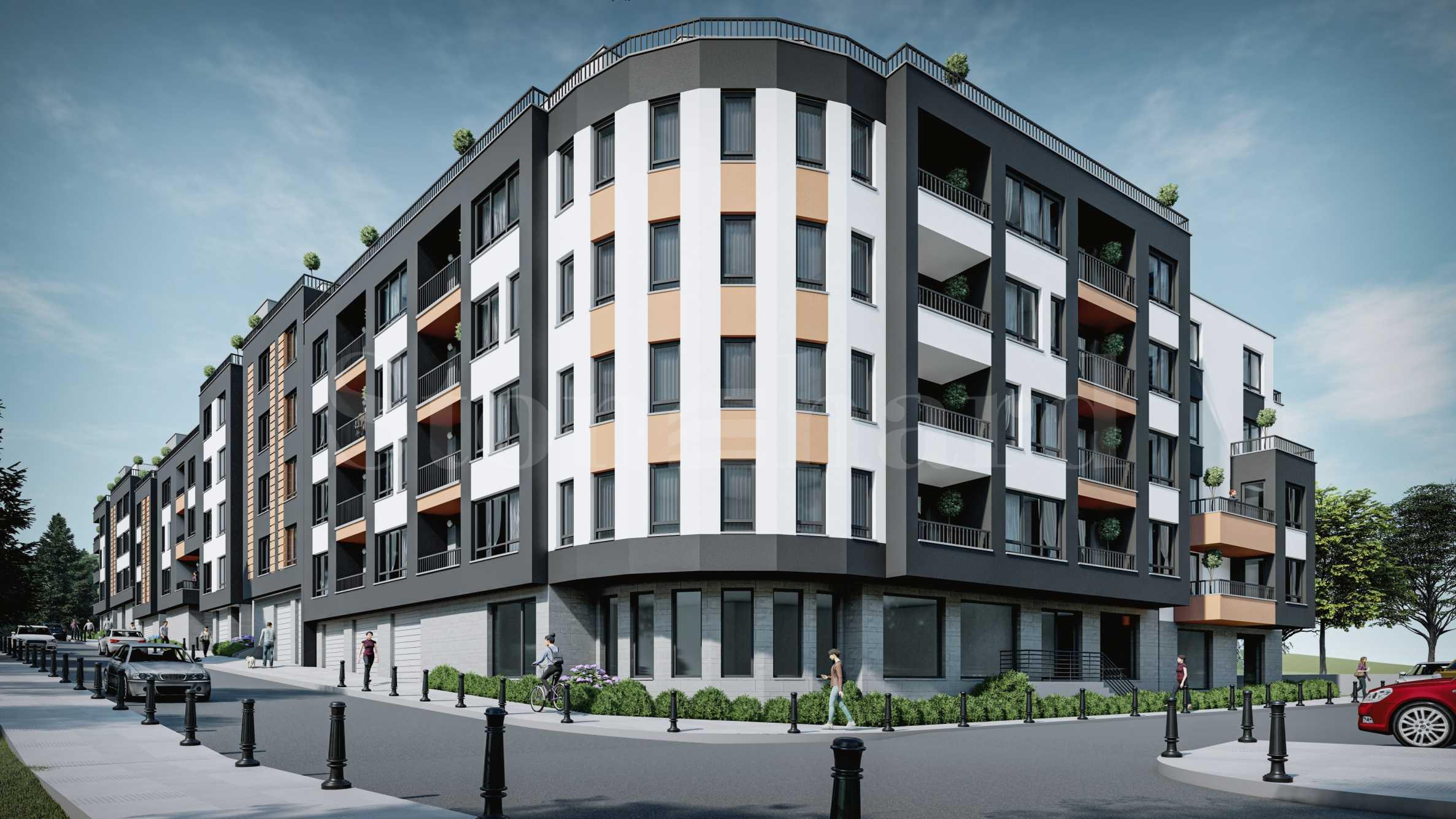 Атрактивни нови жилища в жилищна сграда в столичния кв. Дианабад1 - Stonehard