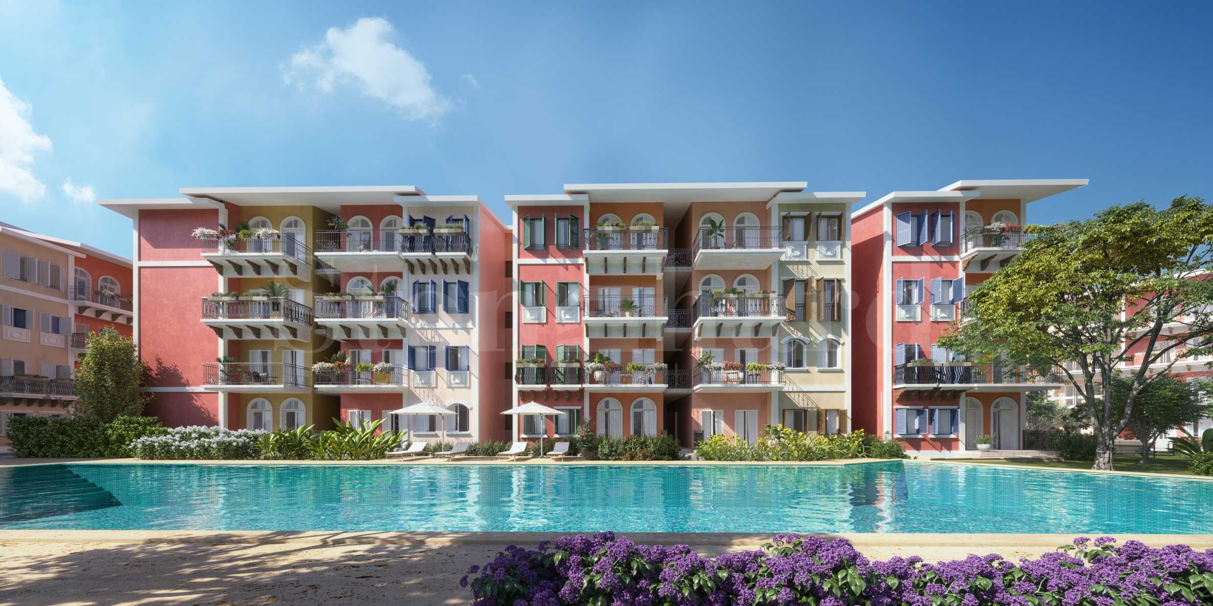 New holiday complex inspired by the essence of Italy in the heart of Bavaro, Punta Cana1 - Stonehard