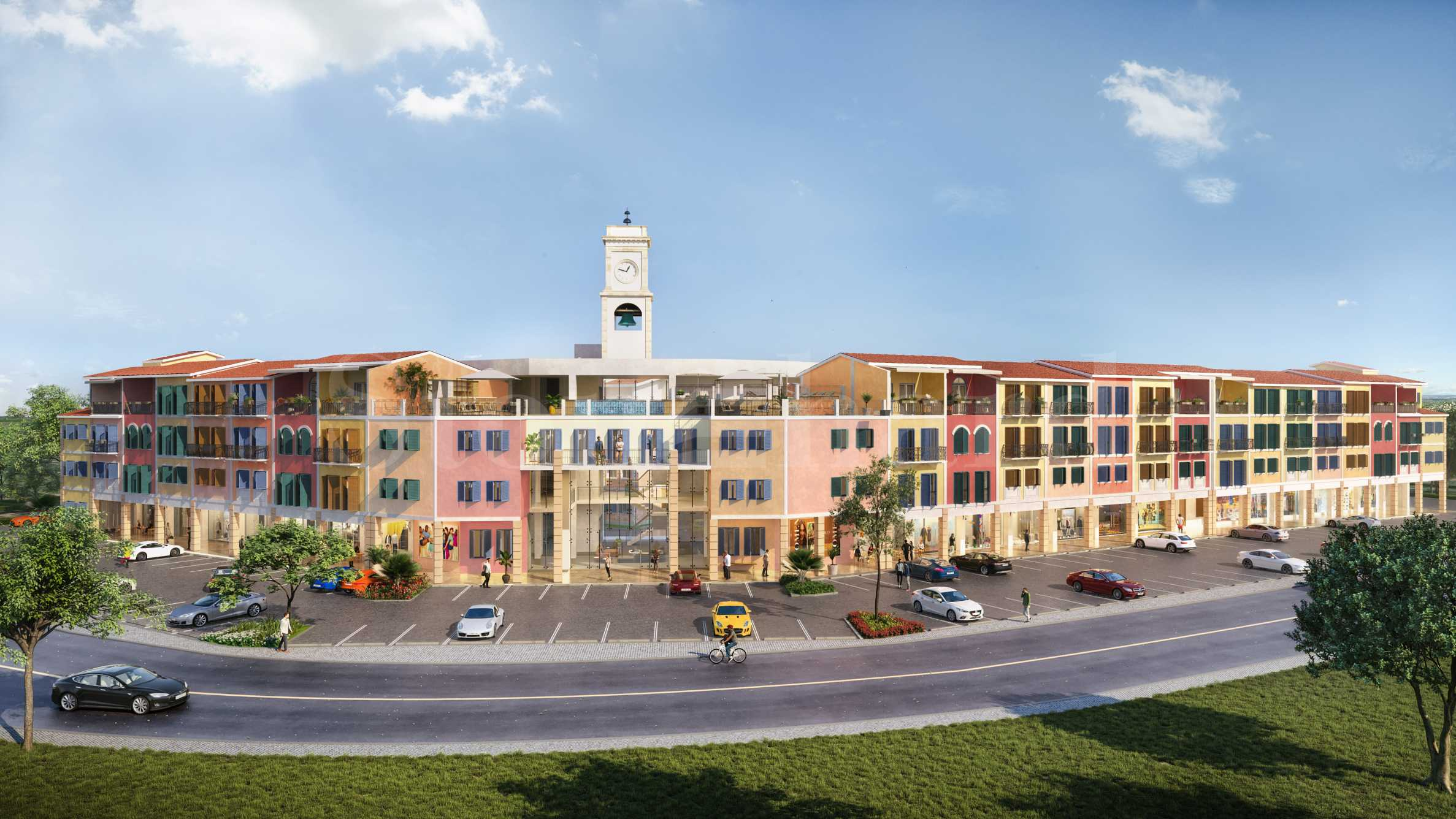 New holiday complex inspired by the essence of Italy in the heart of Bavaro, Punta Cana2 - Stonehard