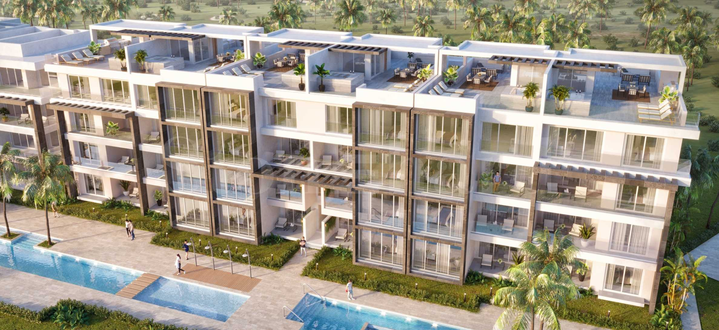 First class luxury development on the Bavaro beach, Punta Cana2 - Stonehard