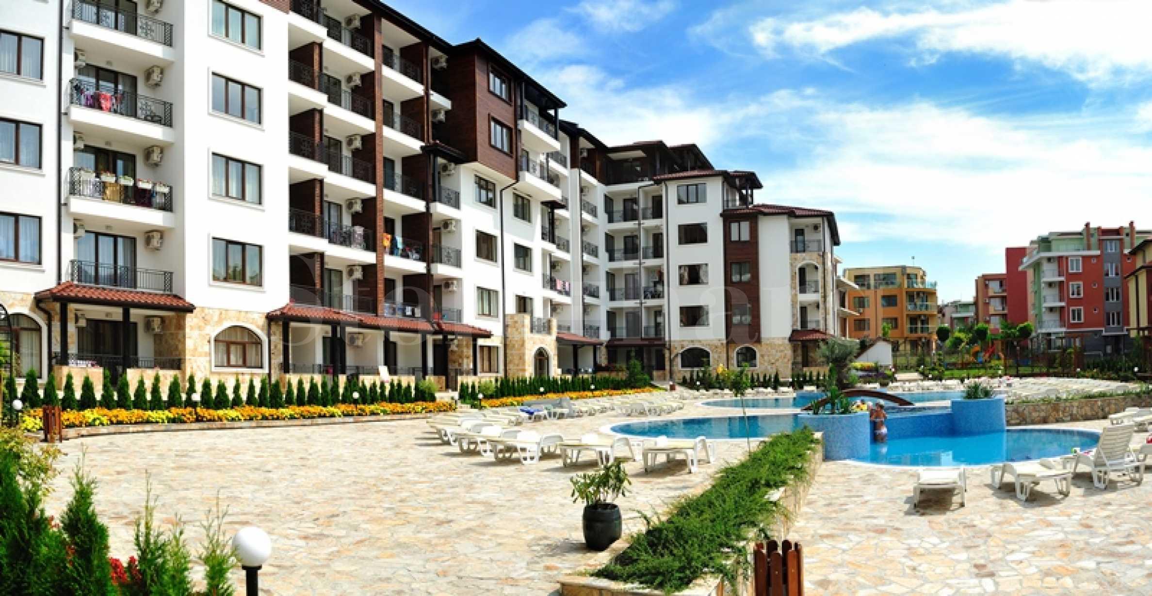 Apartment in Ravda1 - Stonehard