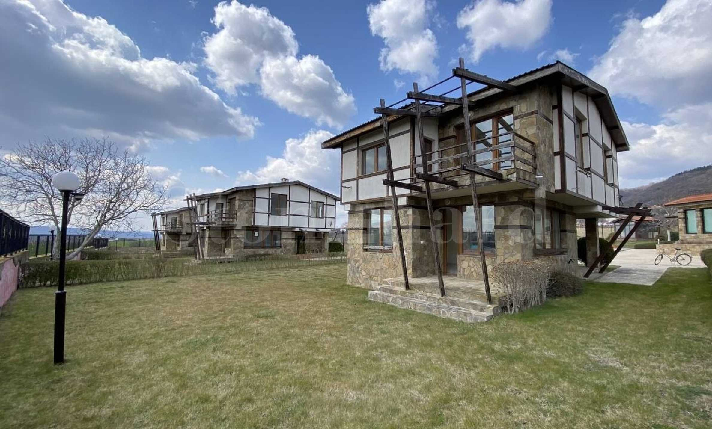 New houses in traditional style in the eco-friendly area of Balkan Mountains1 - Stonehard