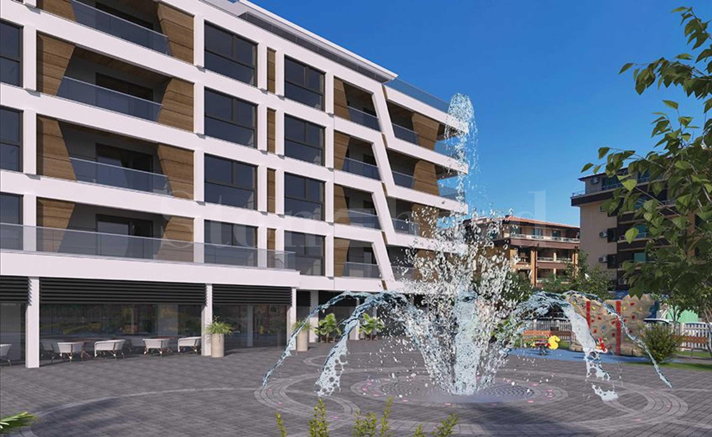 Предстартови цени! Апартаменти ново строителство в центъра на кв. Сарафово1 - Stonehard