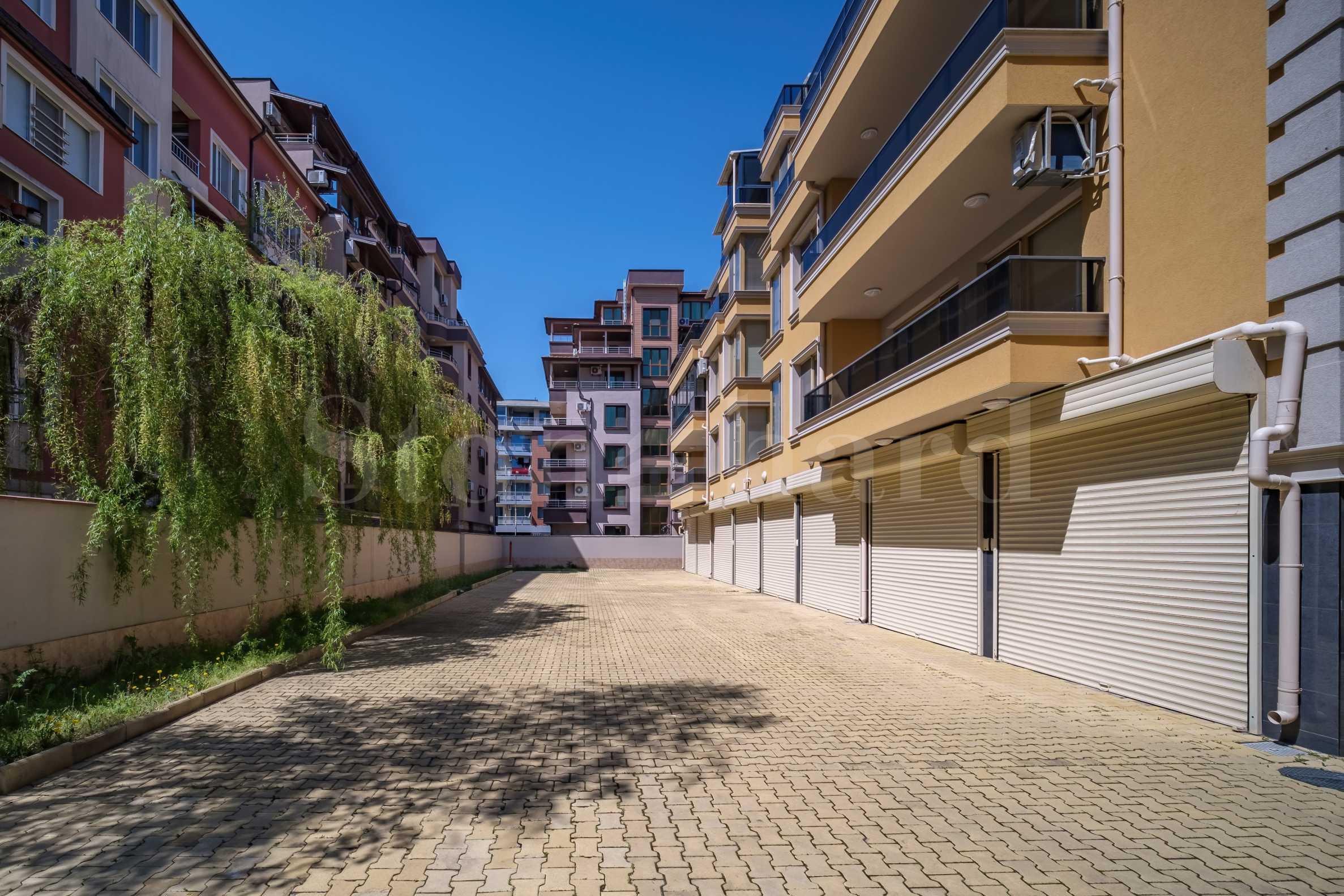 Апартаменти в бутикова сграда с Акт 16 до морето2 - Stonehard