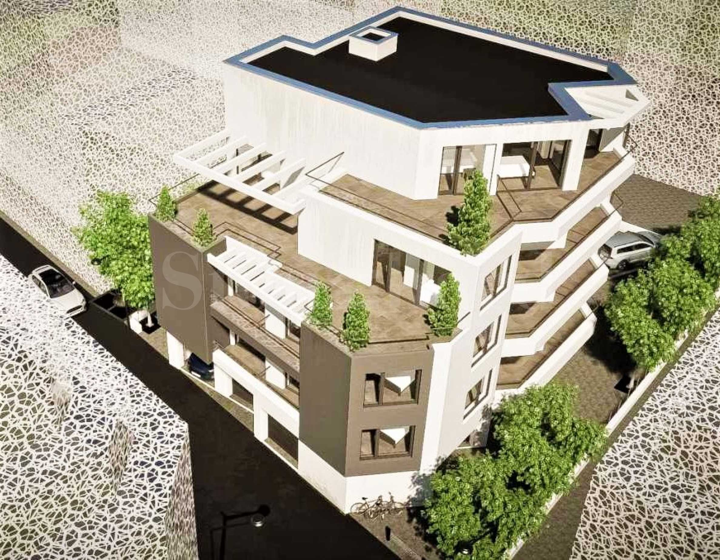 Boutique building with apartments by the sea in Pomorie1 - Stonehard