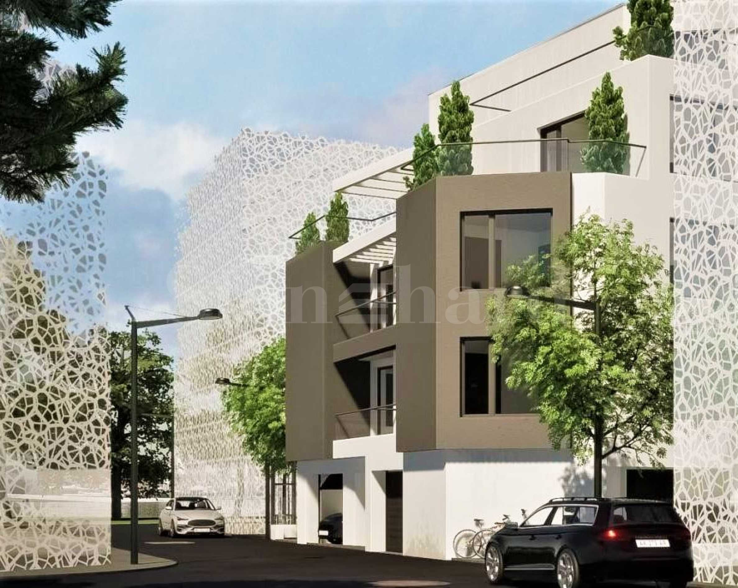 Boutique building with apartments by the sea in Pomorie2 - Stonehard