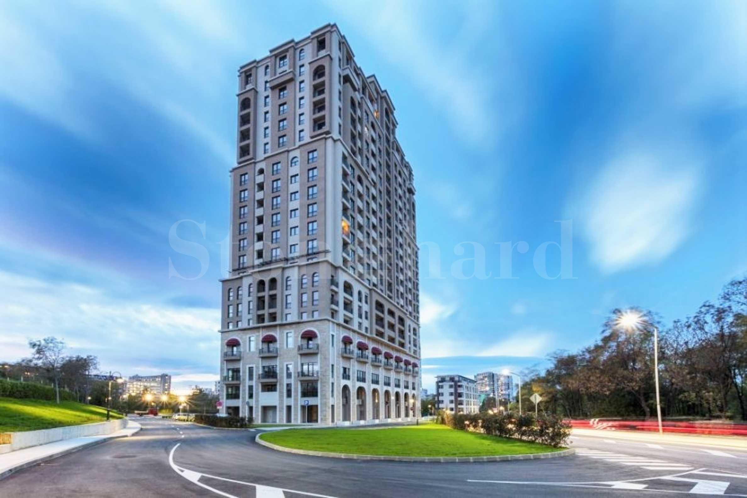 Бутикови апартаменти в сграда - емблема на Бургас1 - Stonehard