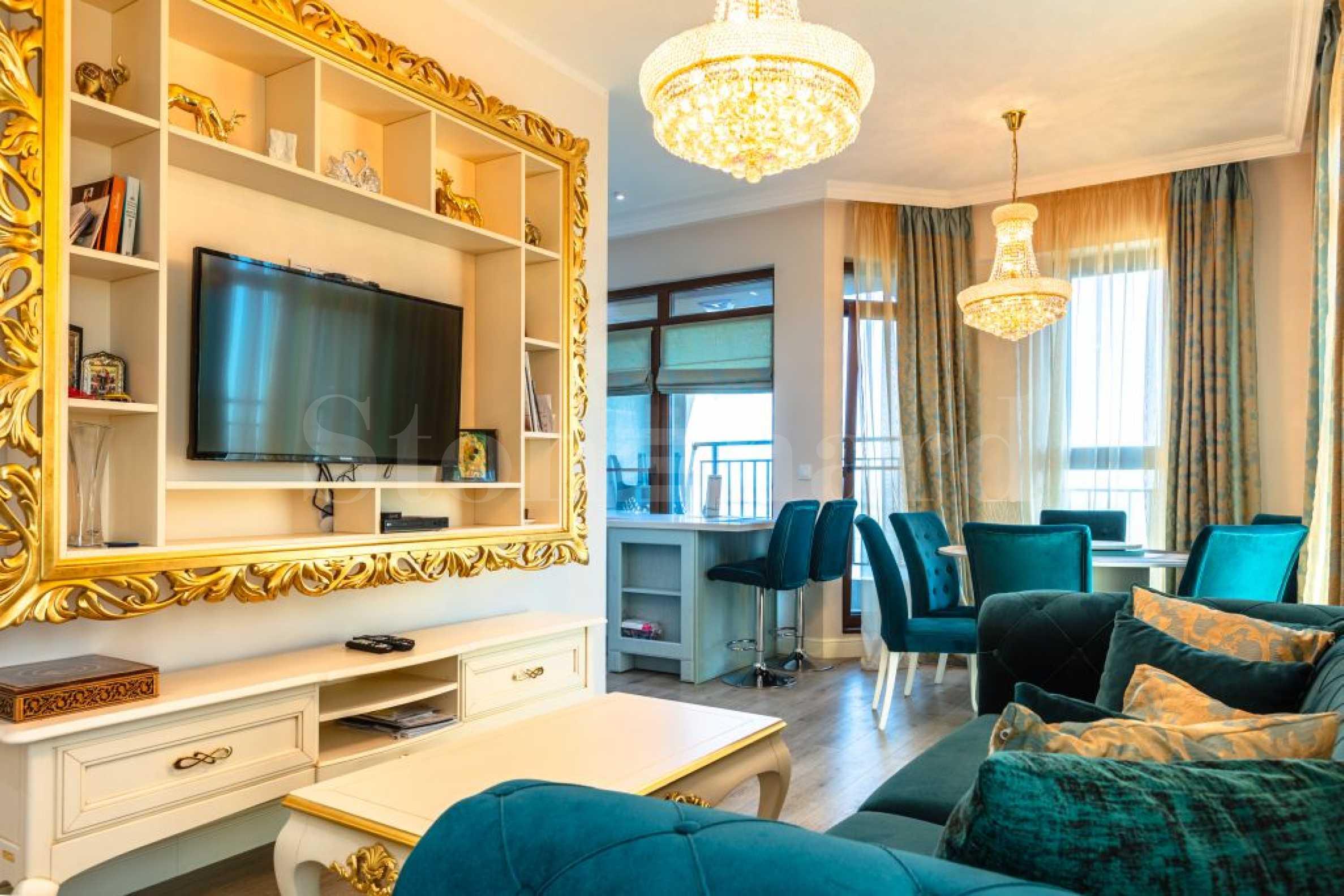 Бутикови апартаменти в сграда - емблема на Бургас2 - Stonehard