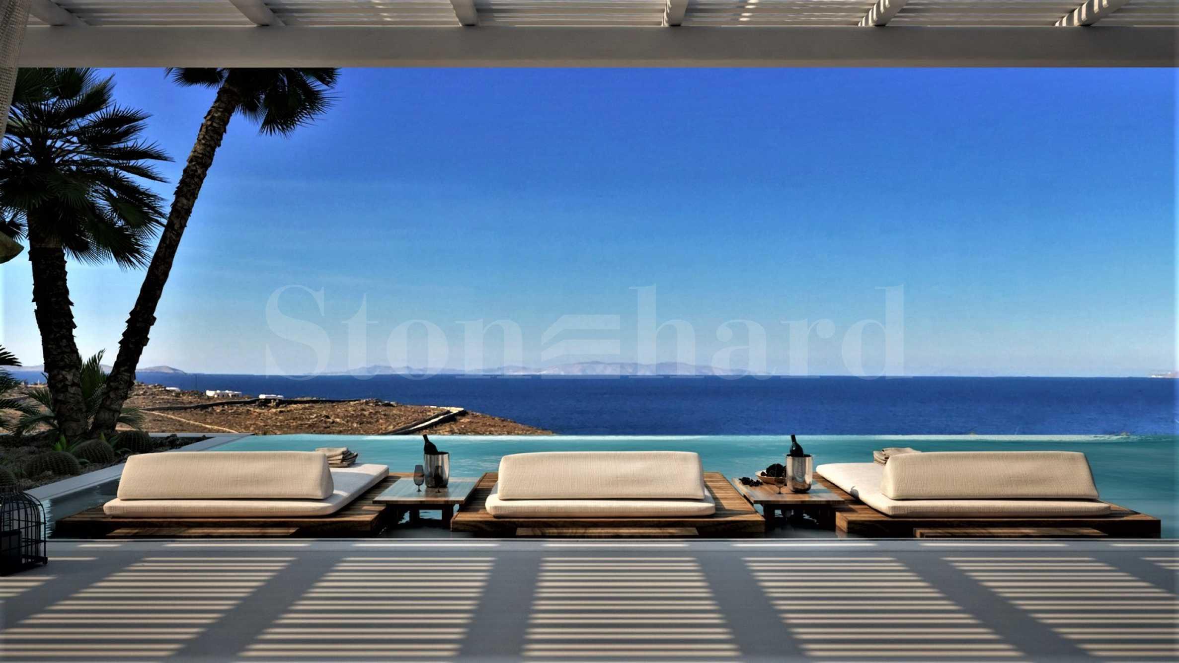 Инвестиционен проект на о-в Миконос, в непосредствена близост до два плажа1 - Stonehard