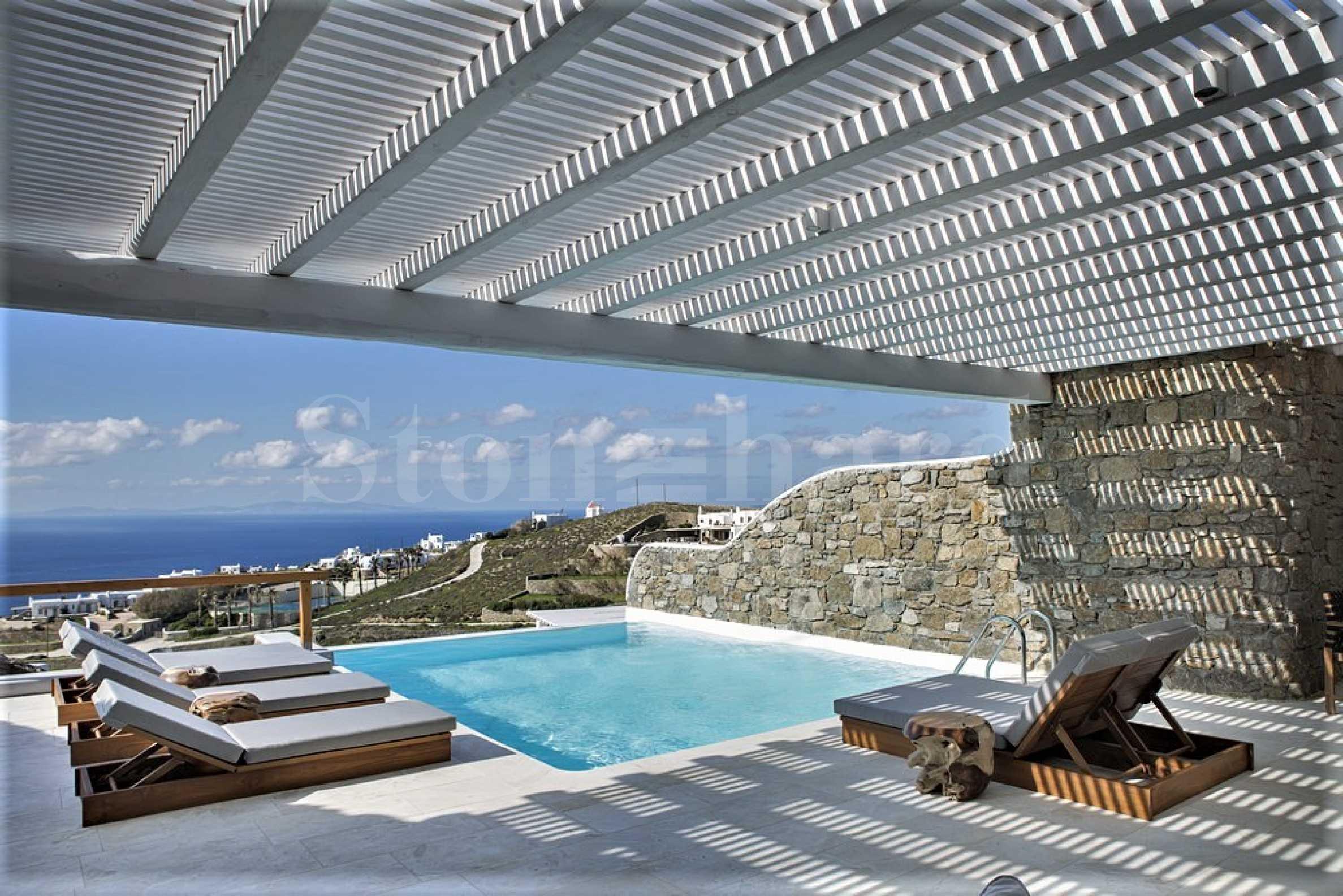Инвестиционен проект на о-в Миконос, в непосредствена близост до два плажа2 - Stonehard