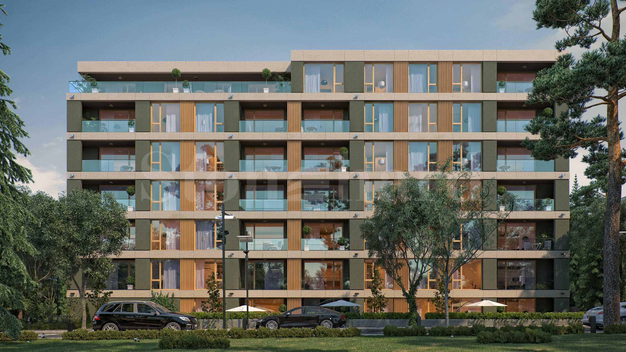 Нова жилищна сграда в комуникативен район до паркове и удобства2 - Stonehard