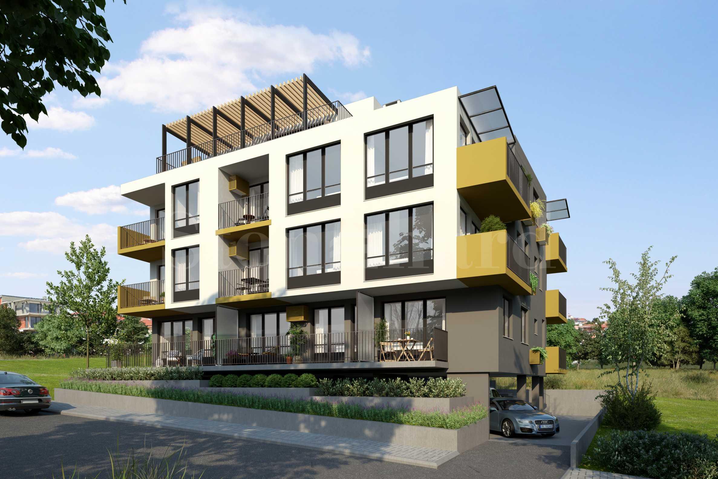 Изгодни, нови жилища в Созопол. Без такса поддръжка!1 - Stonehard