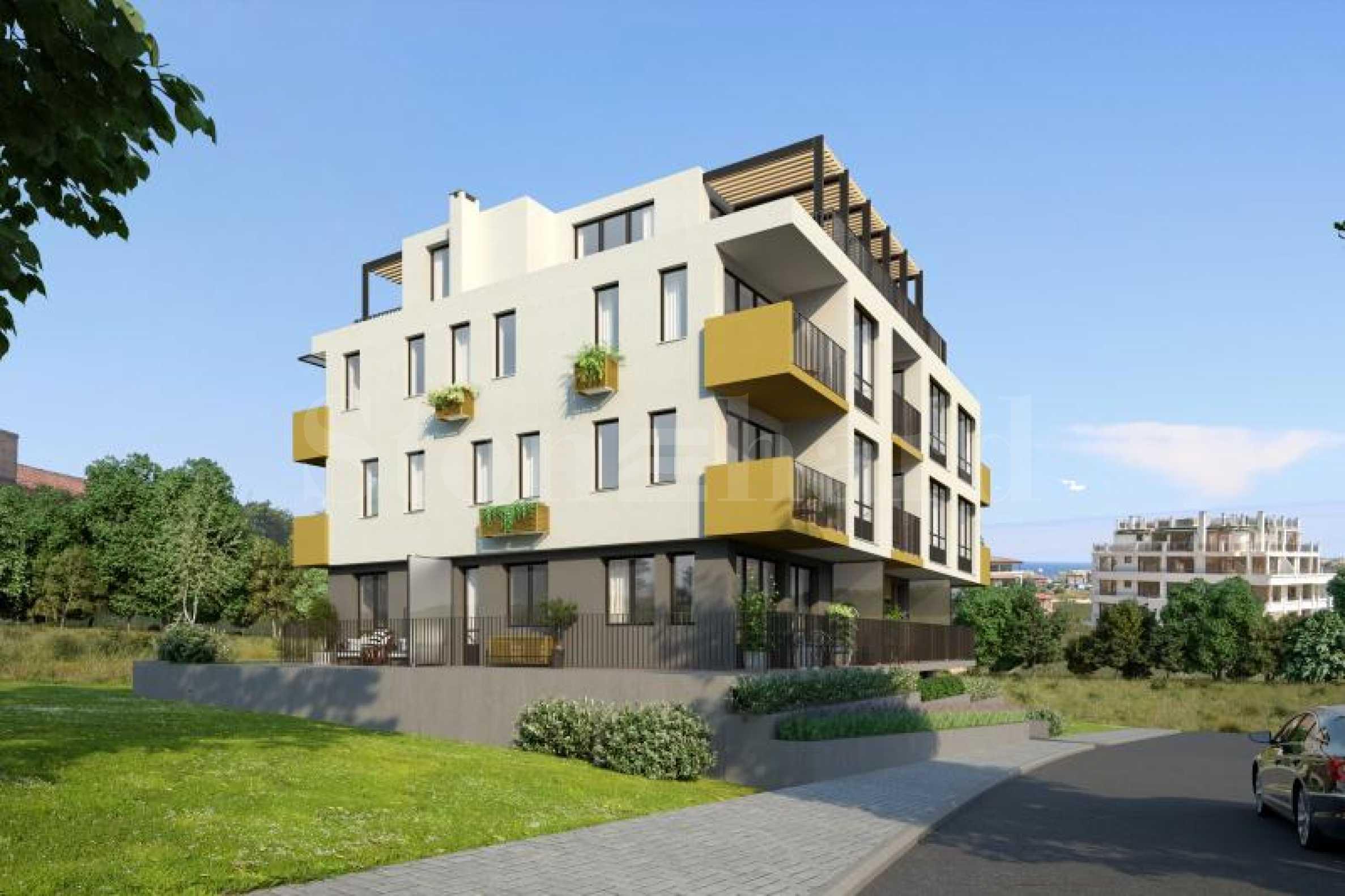 Изгодни, нови жилища в Созопол. Без такса поддръжка!2 - Stonehard