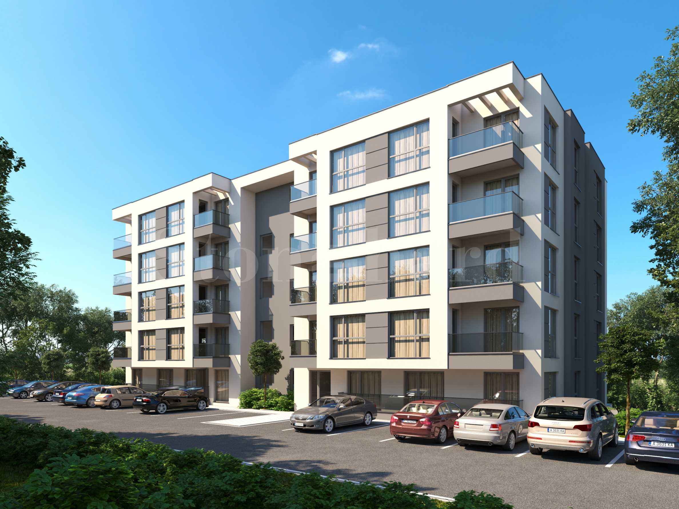 Building - 7. Apartments in a modern complex in Burgas1 - Stonehard
