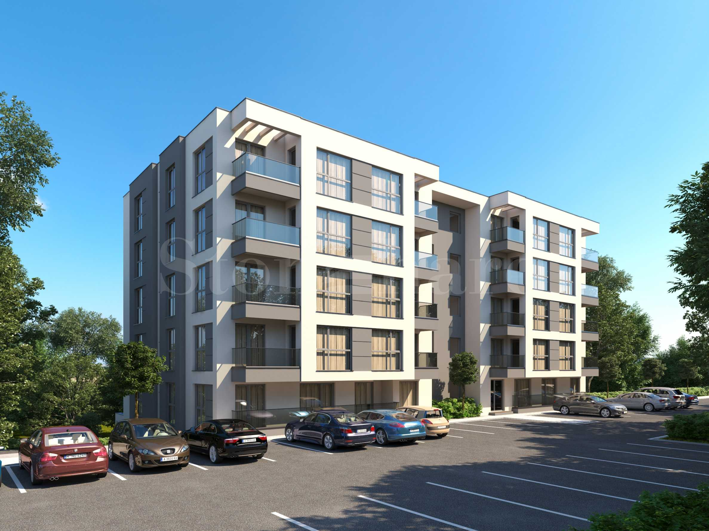 Building - 7. Apartments in a modern complex in Burgas2 - Stonehard