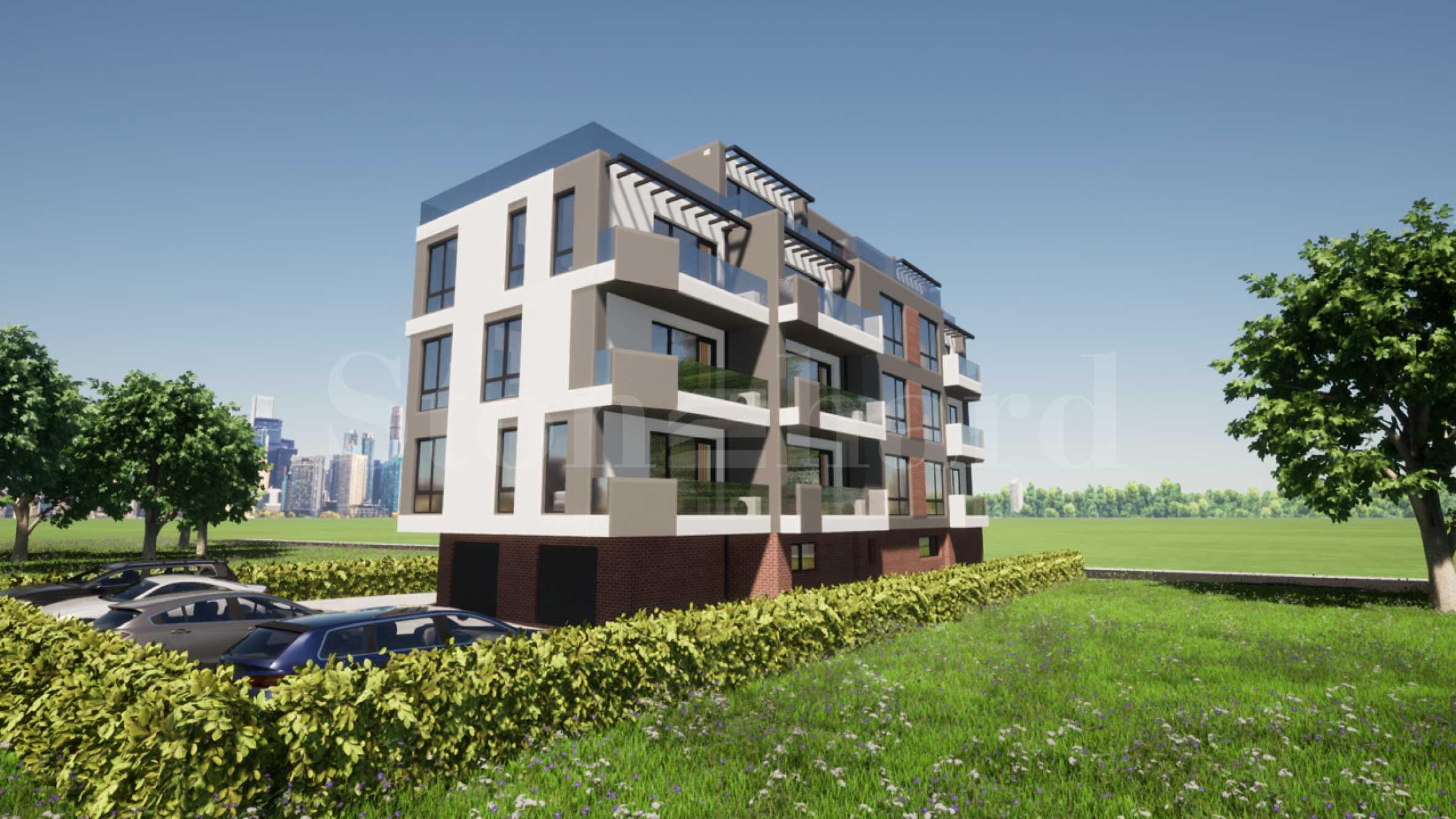 New-build seaside apartments in Burgas. No maintenance fee1 - Stonehard