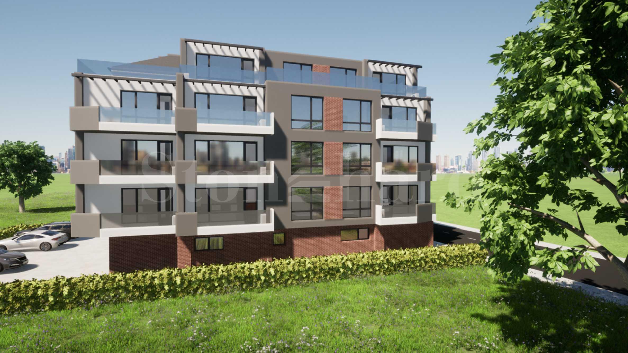 New-build seaside apartments in Burgas. No maintenance fee2 - Stonehard