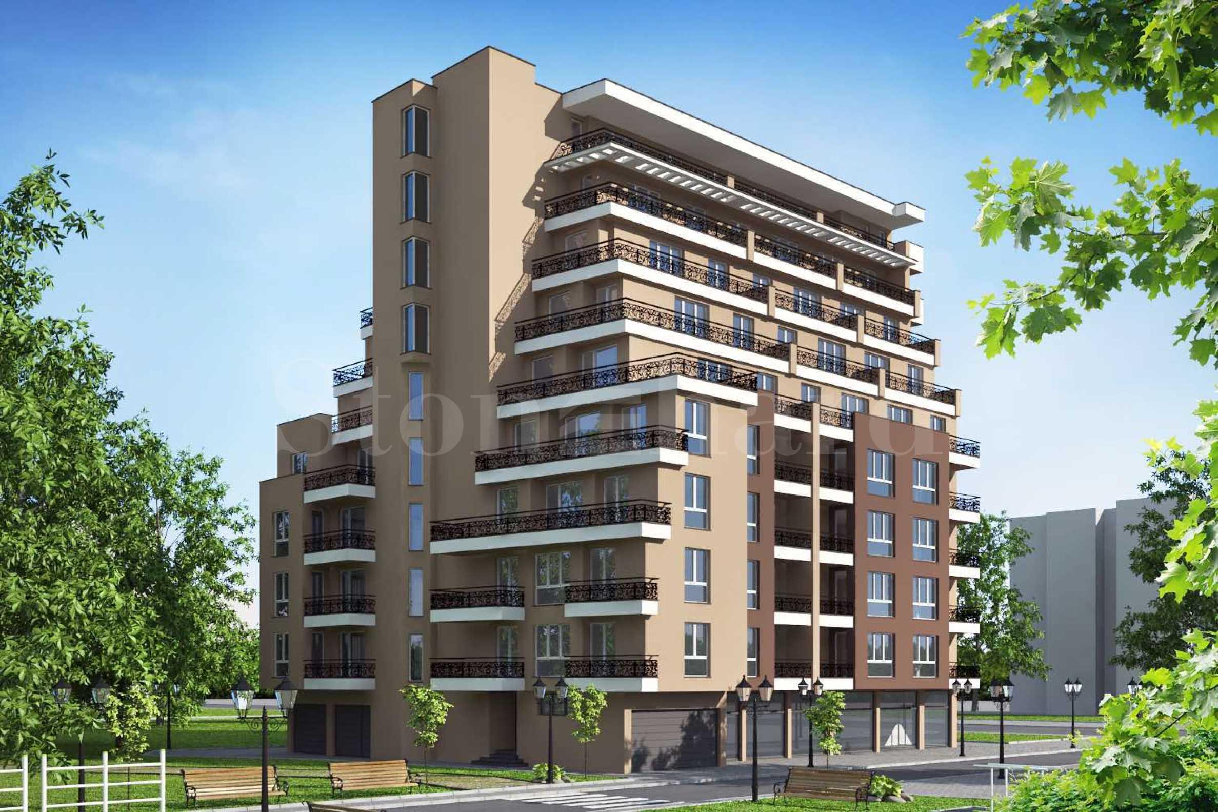 Apartment in Plovdiv1 - Stonehard