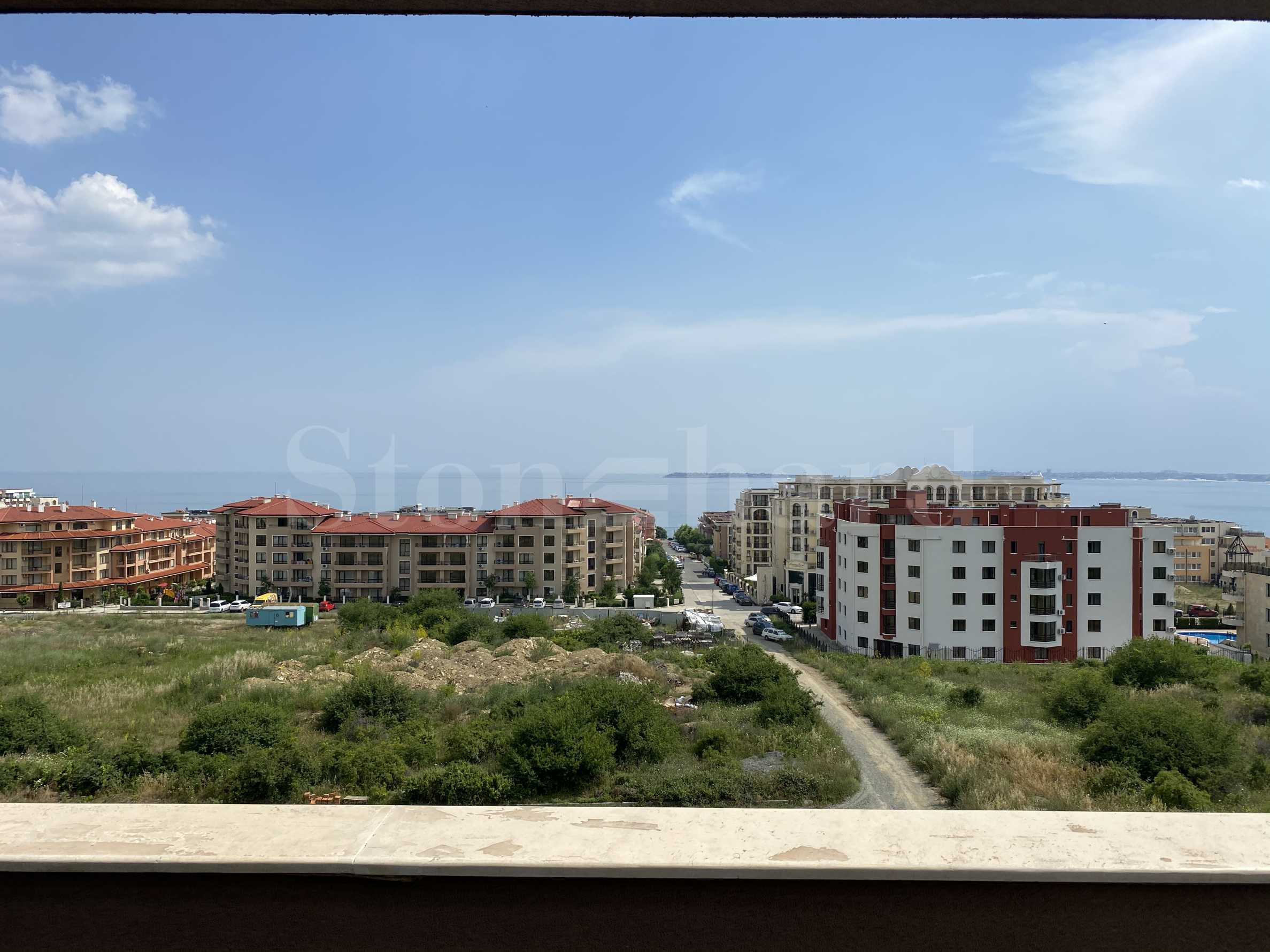 New apartments in a modern seaside complex with pool2 - Stonehard