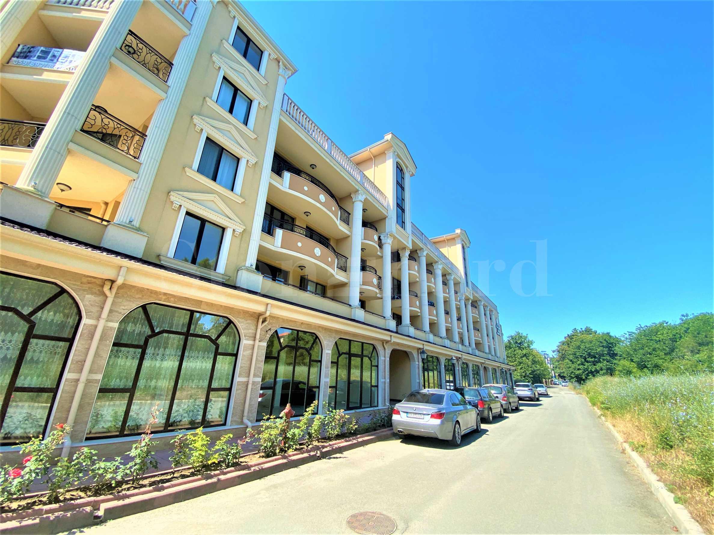 Елитен морски комплекс с апартаменти на минути от плажа2 - Stonehard