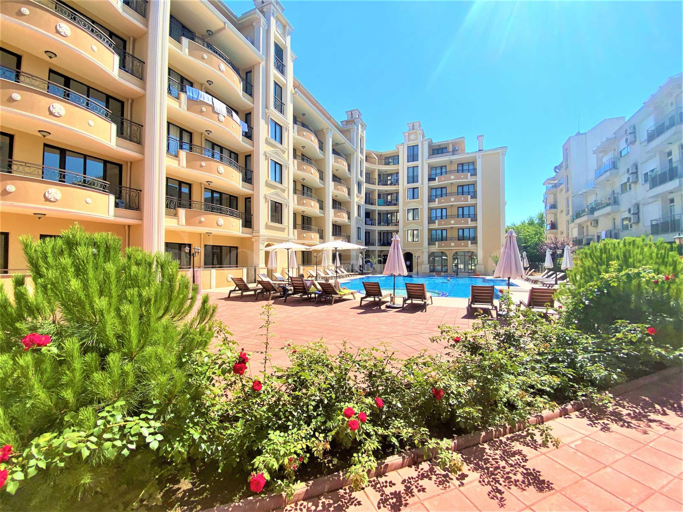Елитен морски комплекс с апартаменти на минути от плажа1 - Stonehard
