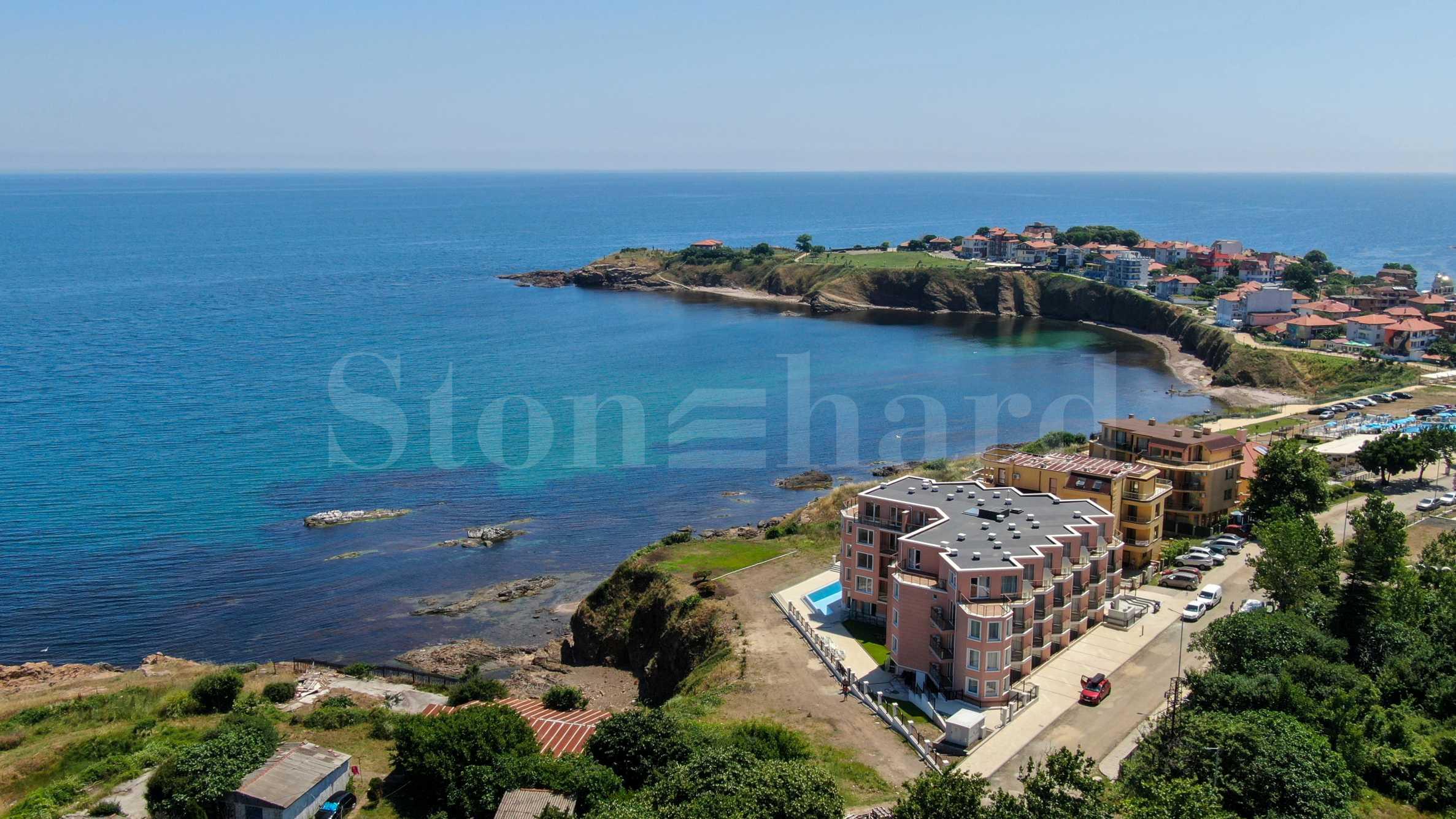 Бутикови апартаменти на брега на морето в Ахтопол1 - Stonehard