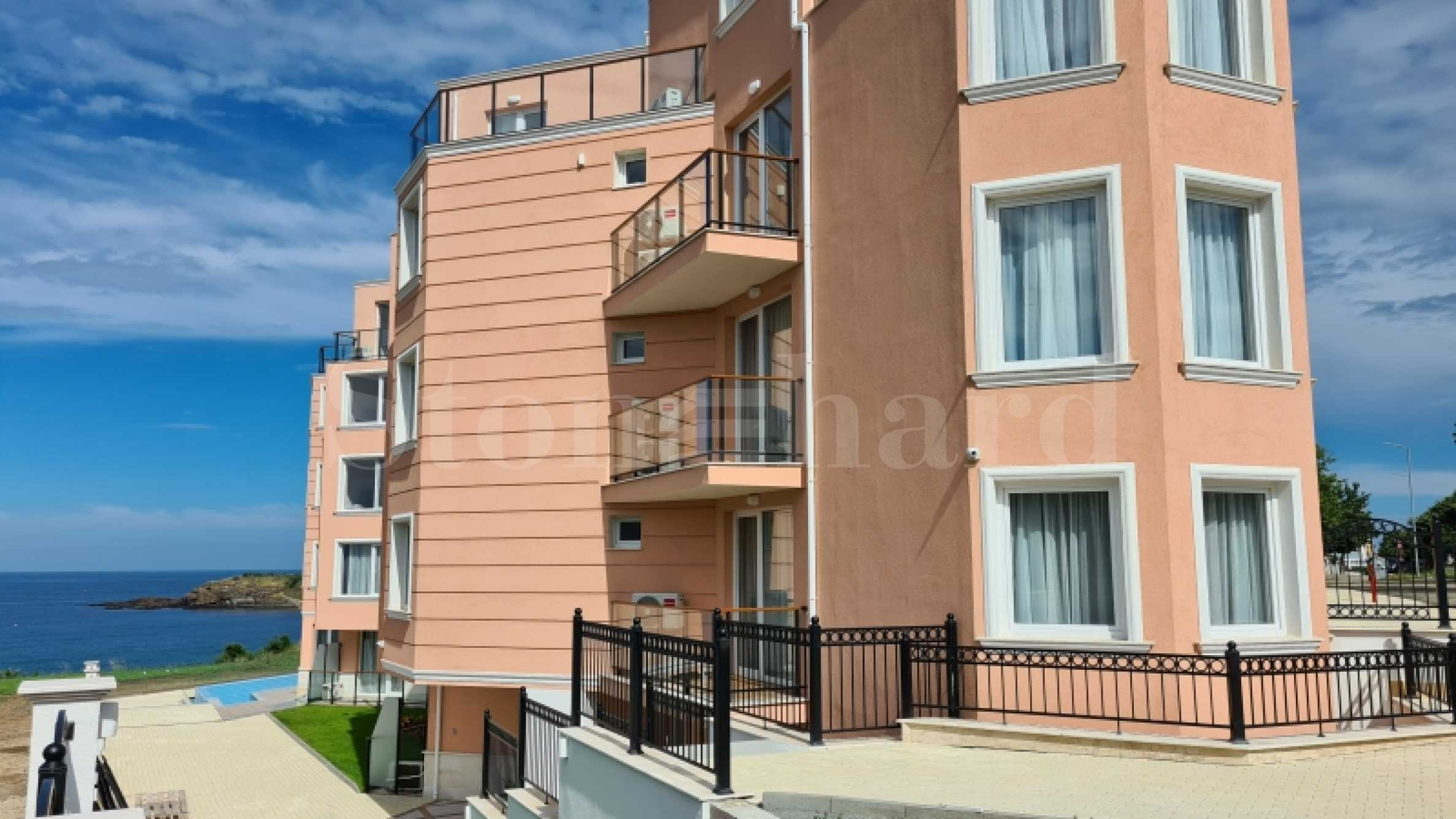Бутикови апартаменти на брега на морето в Ахтопол2 - Stonehard