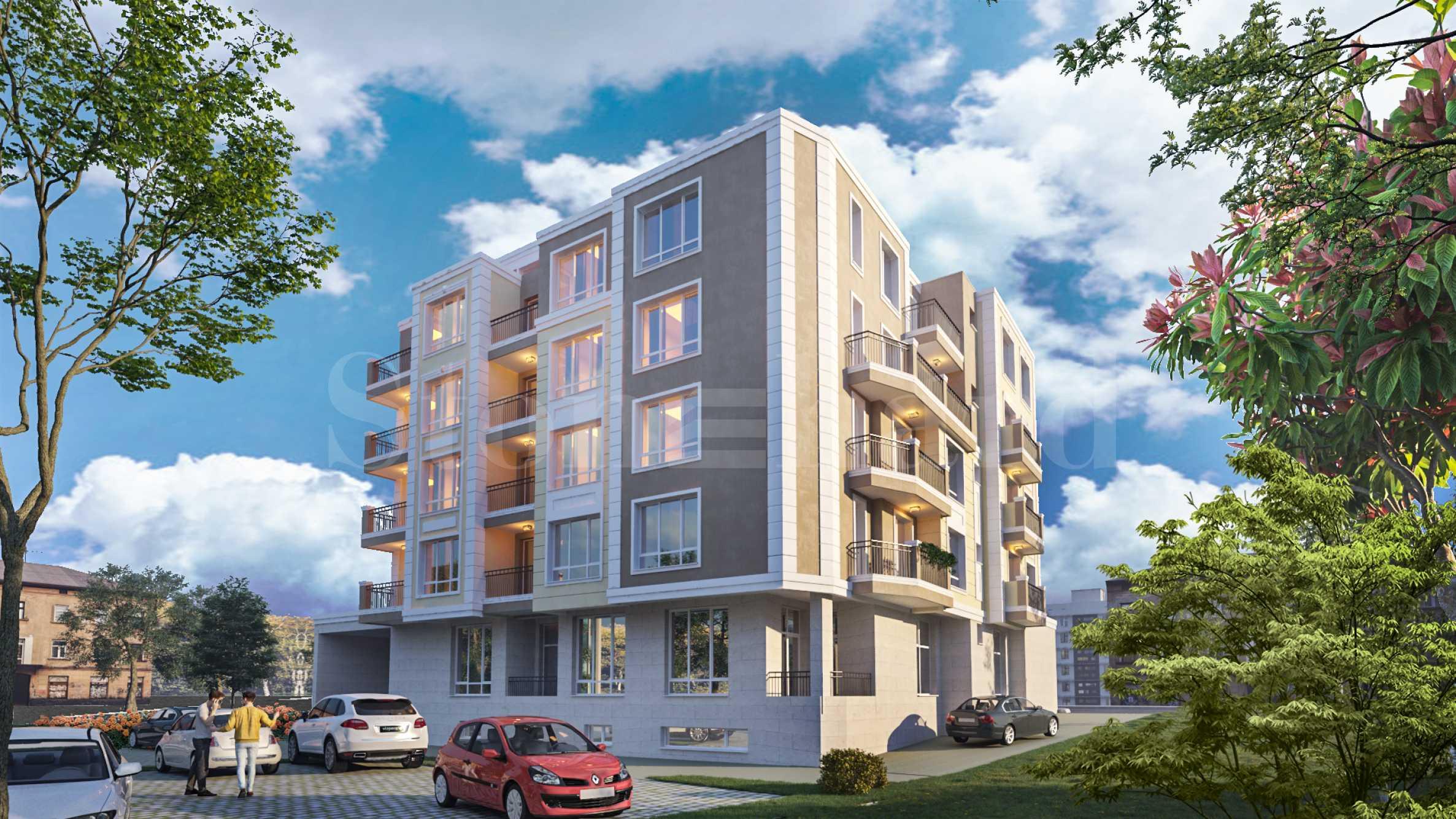 Апартаменти ново строителство на 300 м. от плажа1 - Stonehard