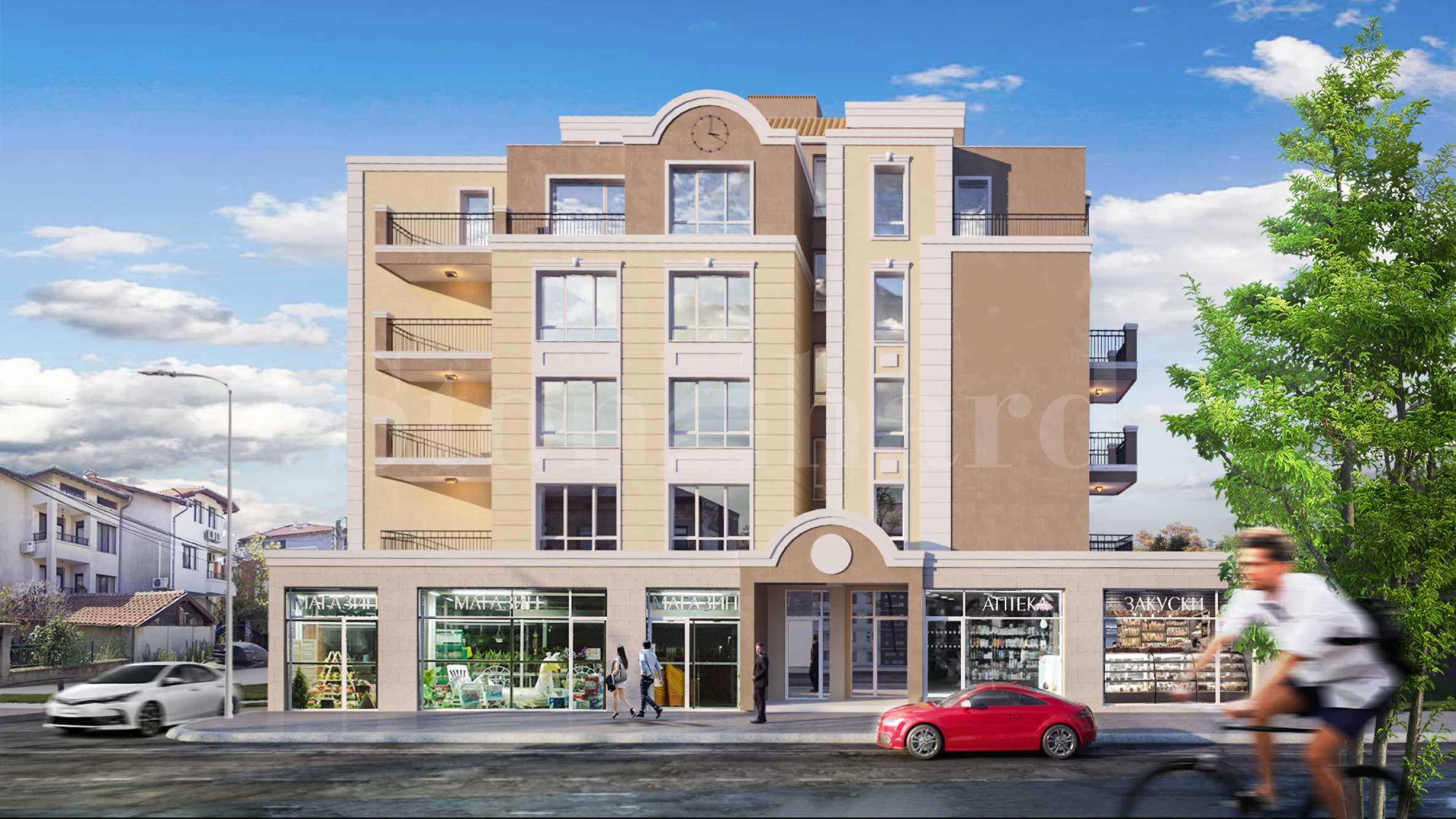 Апартаменти ново строителство на 300 м. от плажа2 - Stonehard