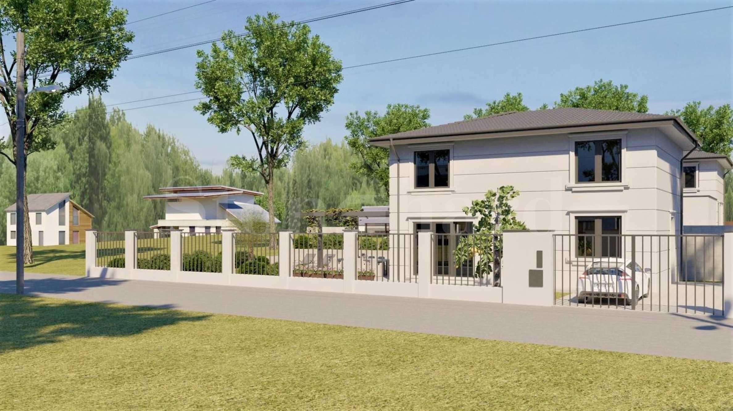 House in Belashtitsa2 - Stonehard