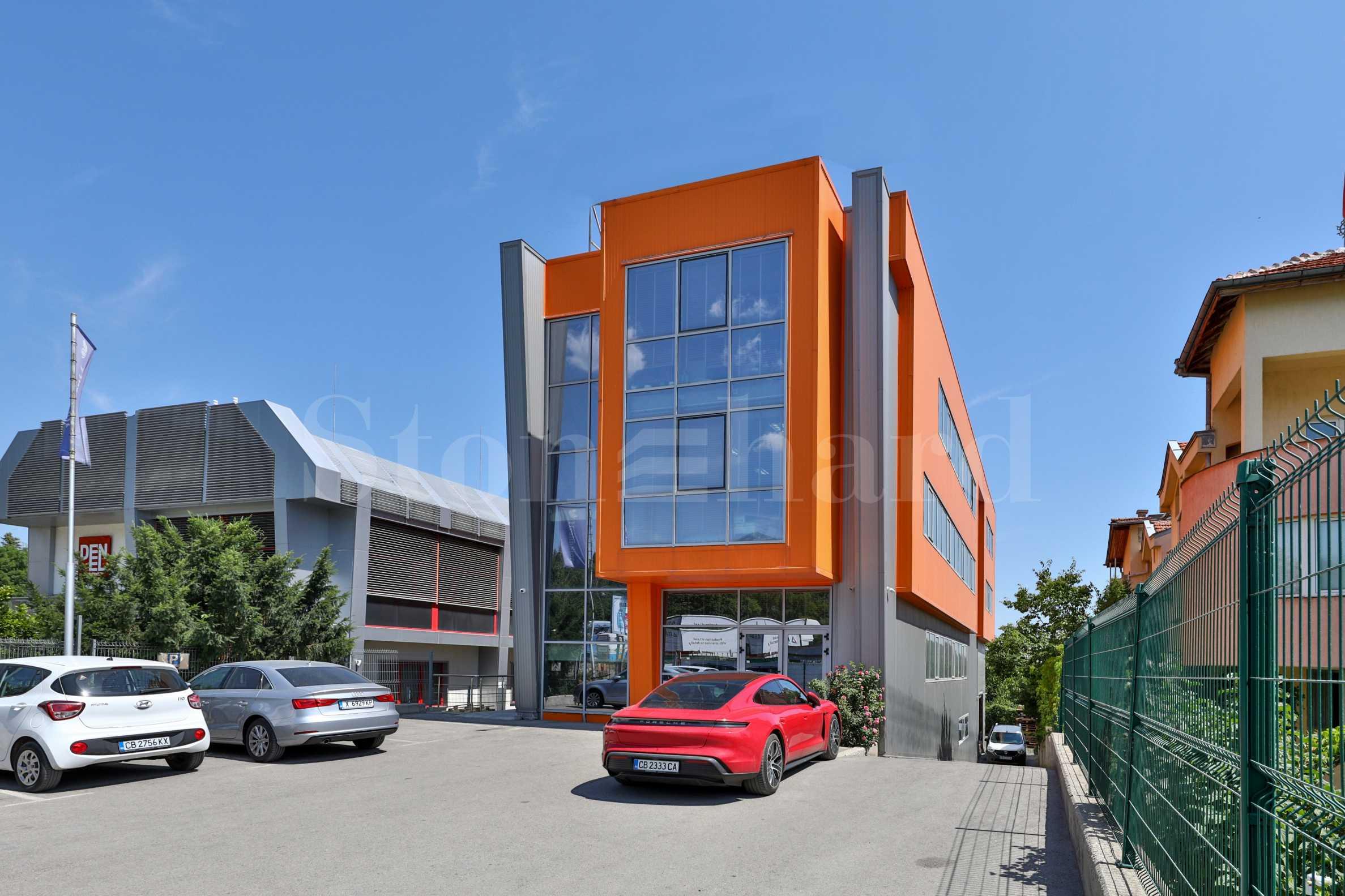Building in Sofia1 - Stonehard