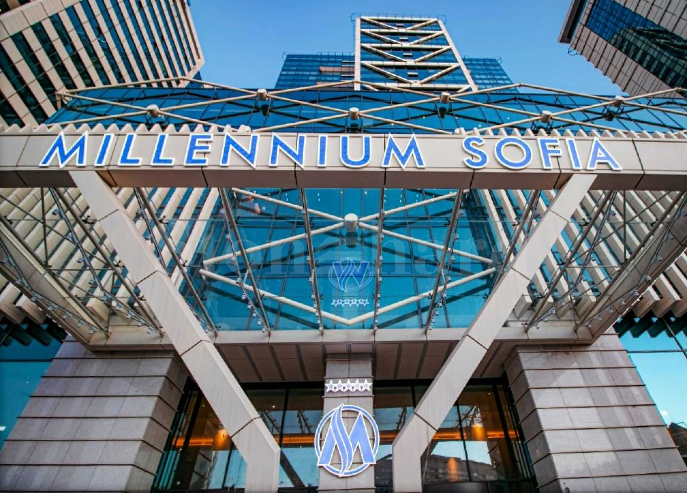 Millennium Center - an innovative complex with apartments near the National Palace of Culture2 - Stonehard