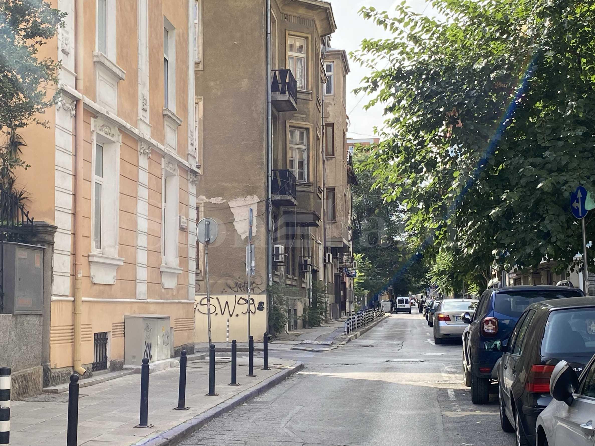 Многофамилна жилищна сграда с подземен гараж на комуникативна локация в центъра на София2 - Stonehard