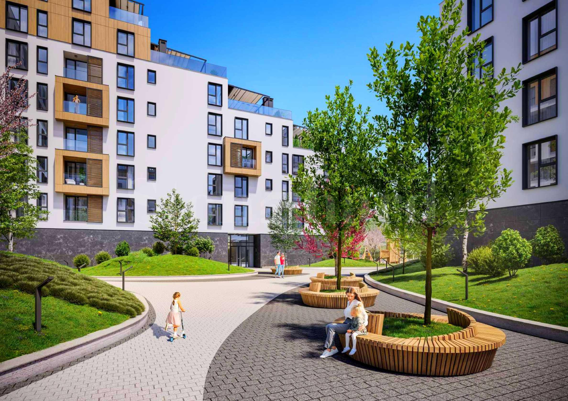 Нови апартаменти в популярен комплекс до Mall Plovdiv и парк Отдих и култура1 - Stonehard