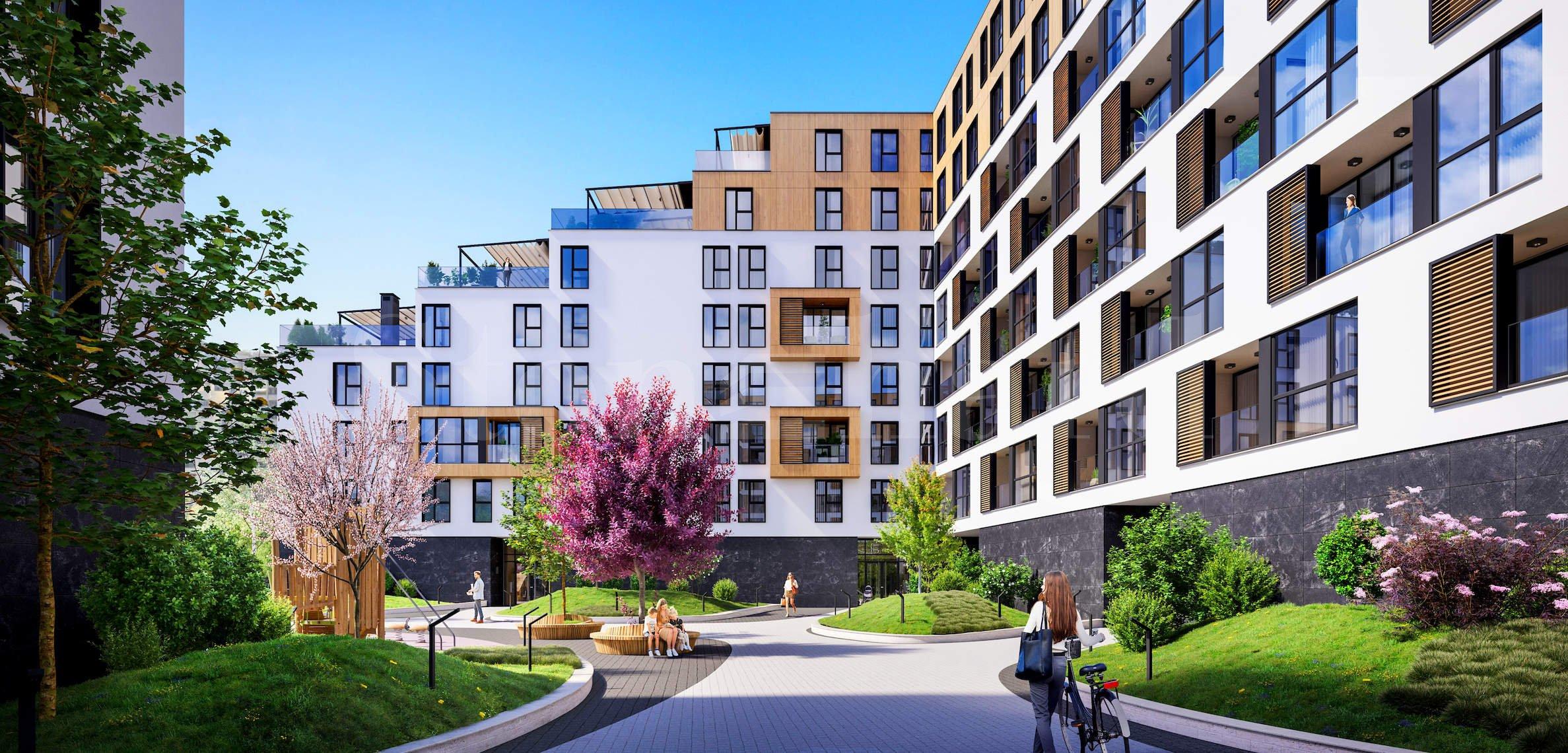 Нови апартаменти в популярен комплекс до Mall Plovdiv и парк Отдих и култура2 - Stonehard