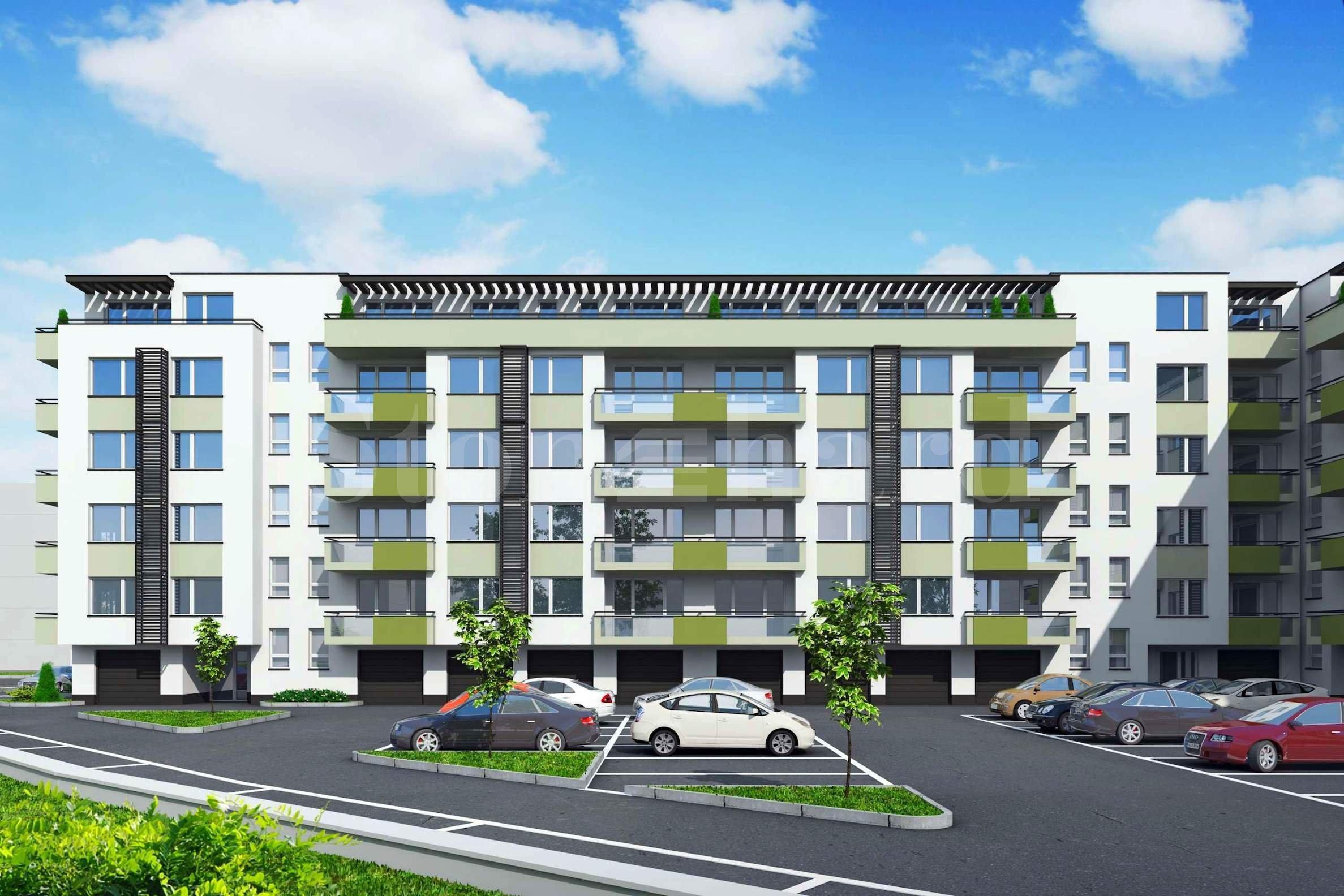 Предварителни продажби! Апартаменти ново строителство в бутиков комплекс, в кв. Христо Смирненски2 - Stonehard