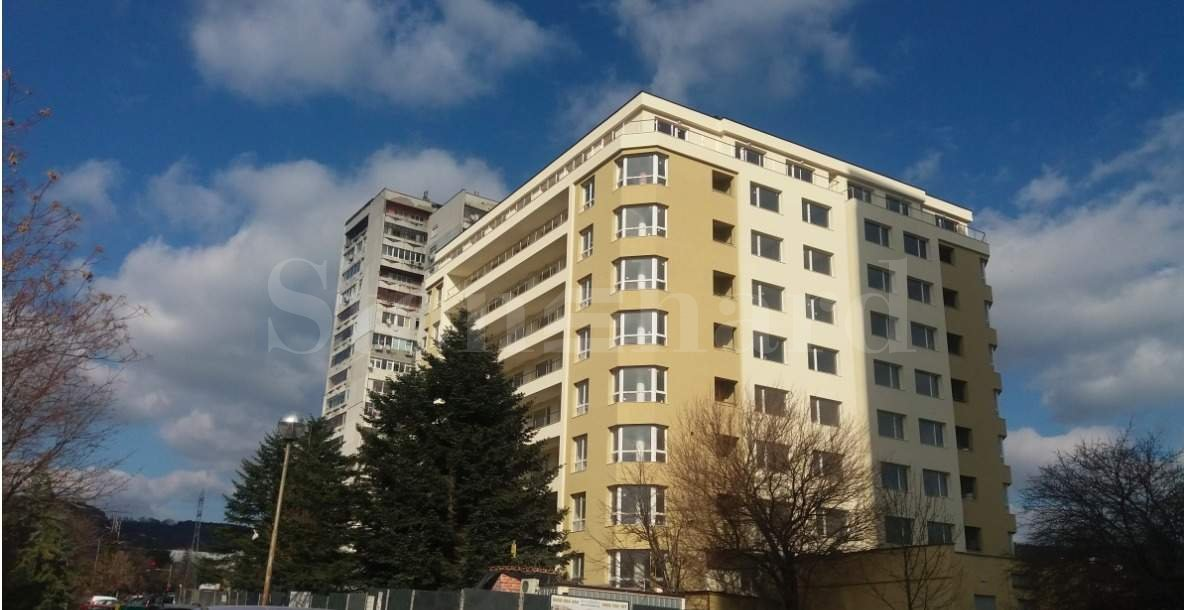 Residential development in the central area of Varna1 - Stonehard