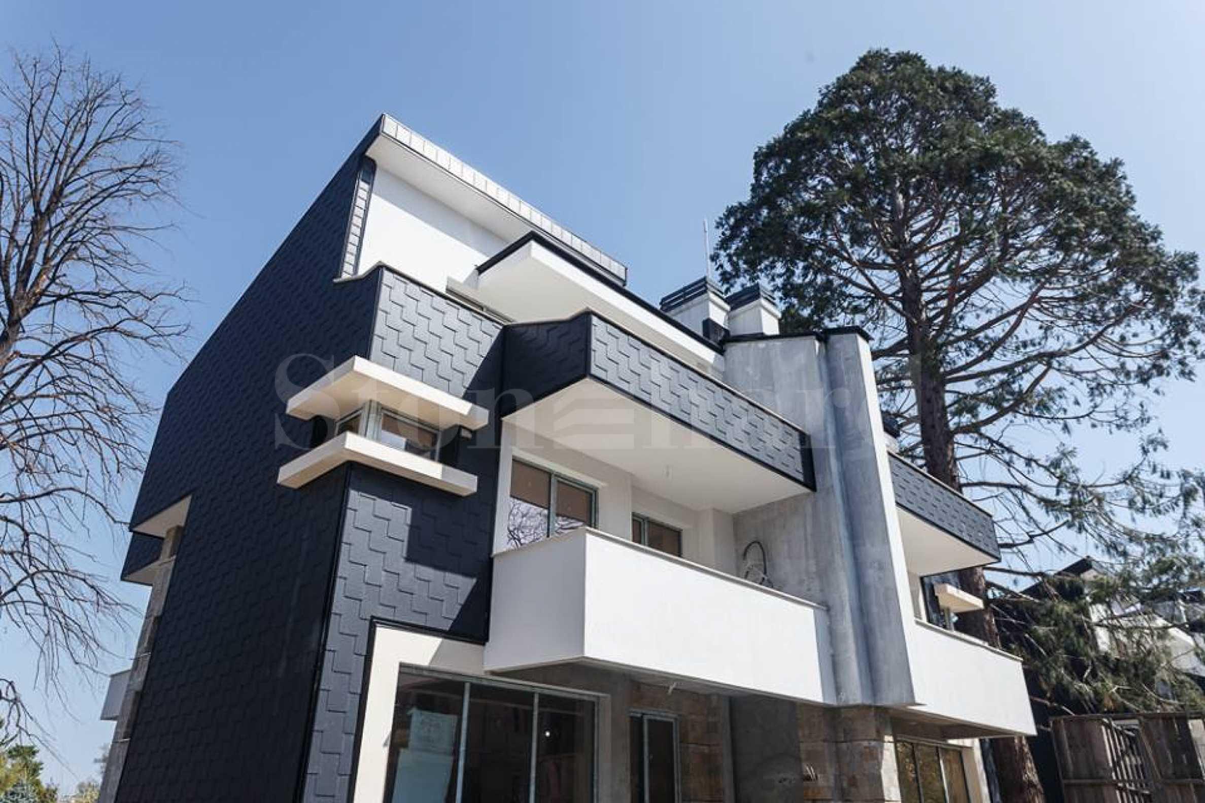 Нови къщи в кв. Бояна в полите на Витоша1 - Stonehard