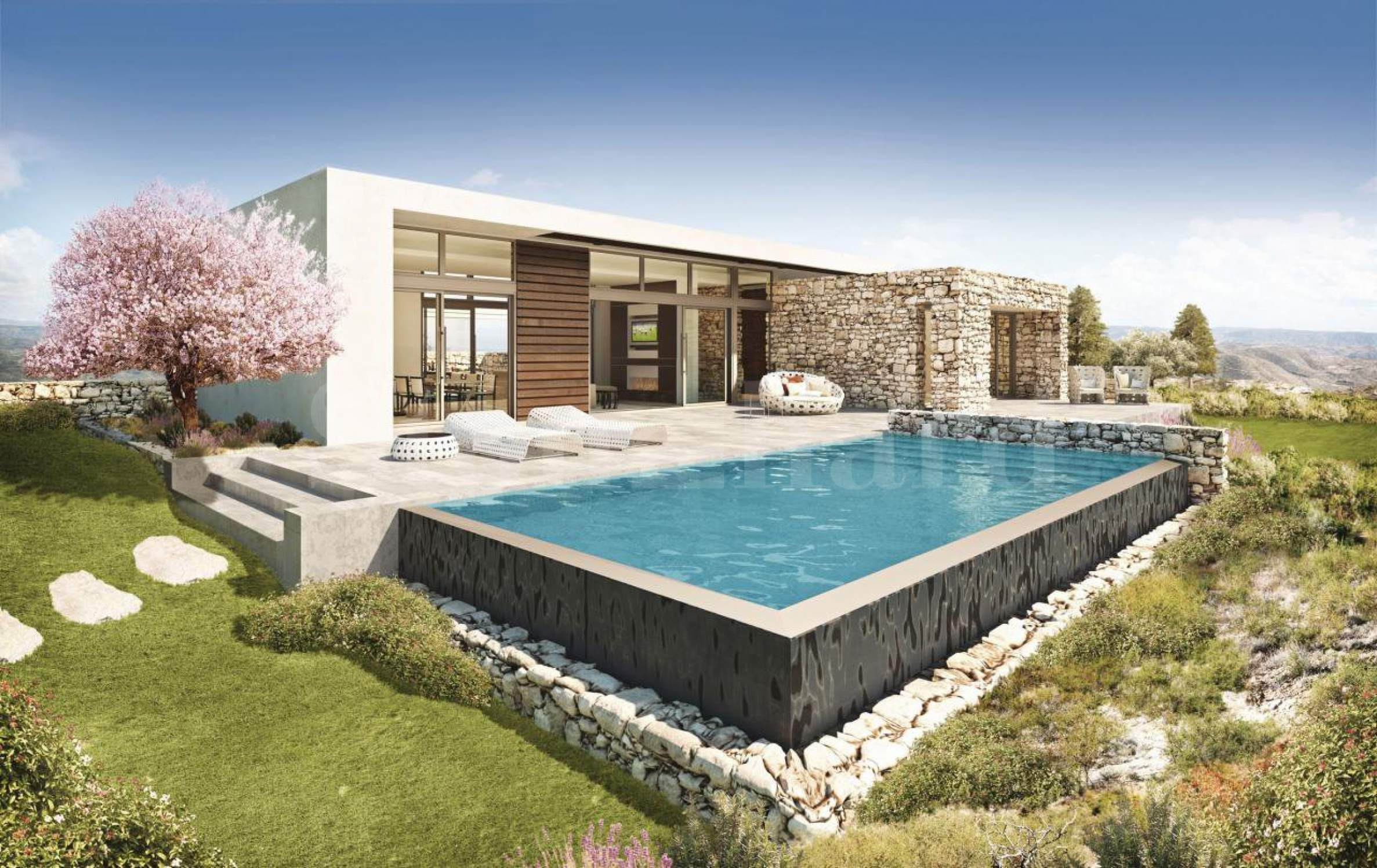 Individual Mediterranean villas in a golf resort1 - Stonehard
