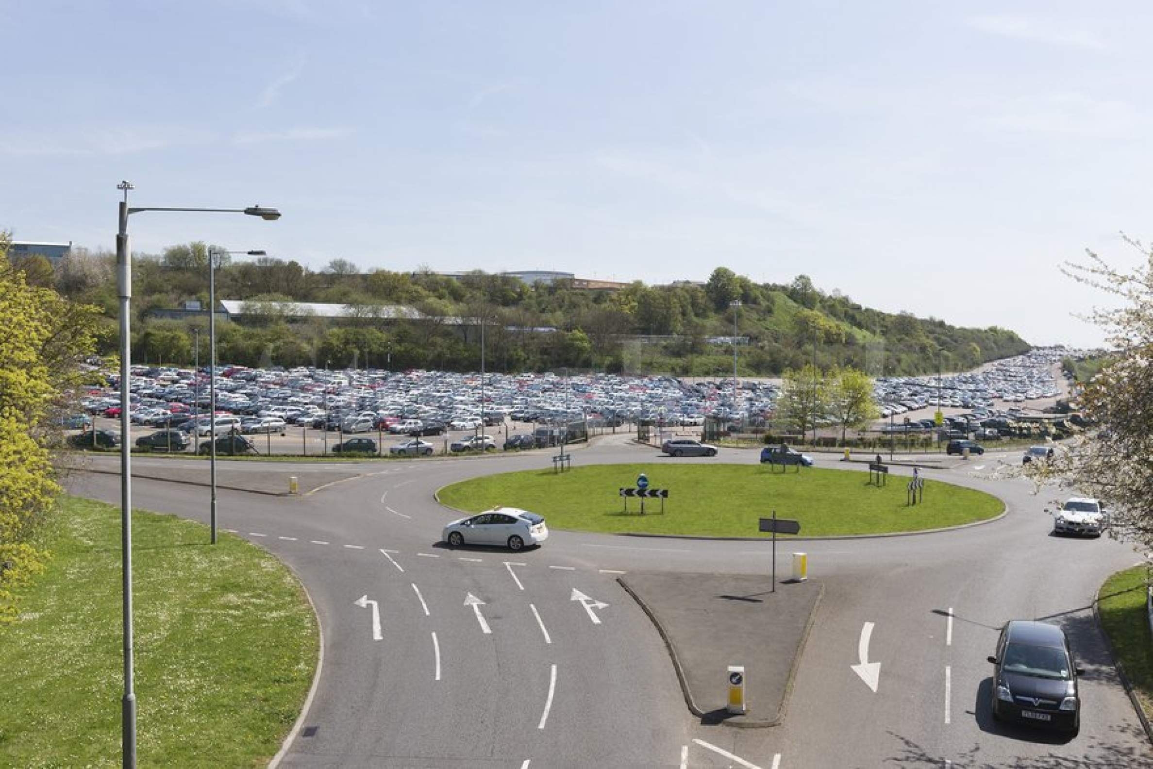 Parking spaces near London Luton Airport 2 - Stonehard