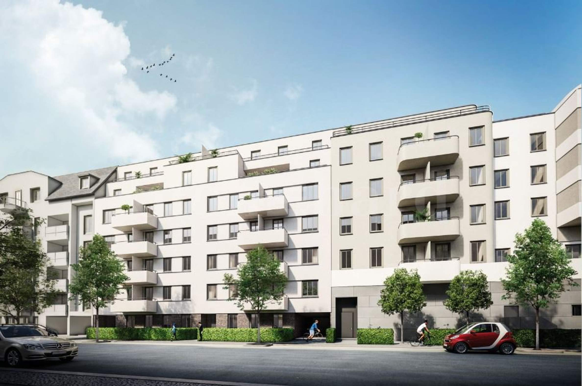 Exclusive apartments in 3 buildings in Berlin's Green Southwest1 - Stonehard