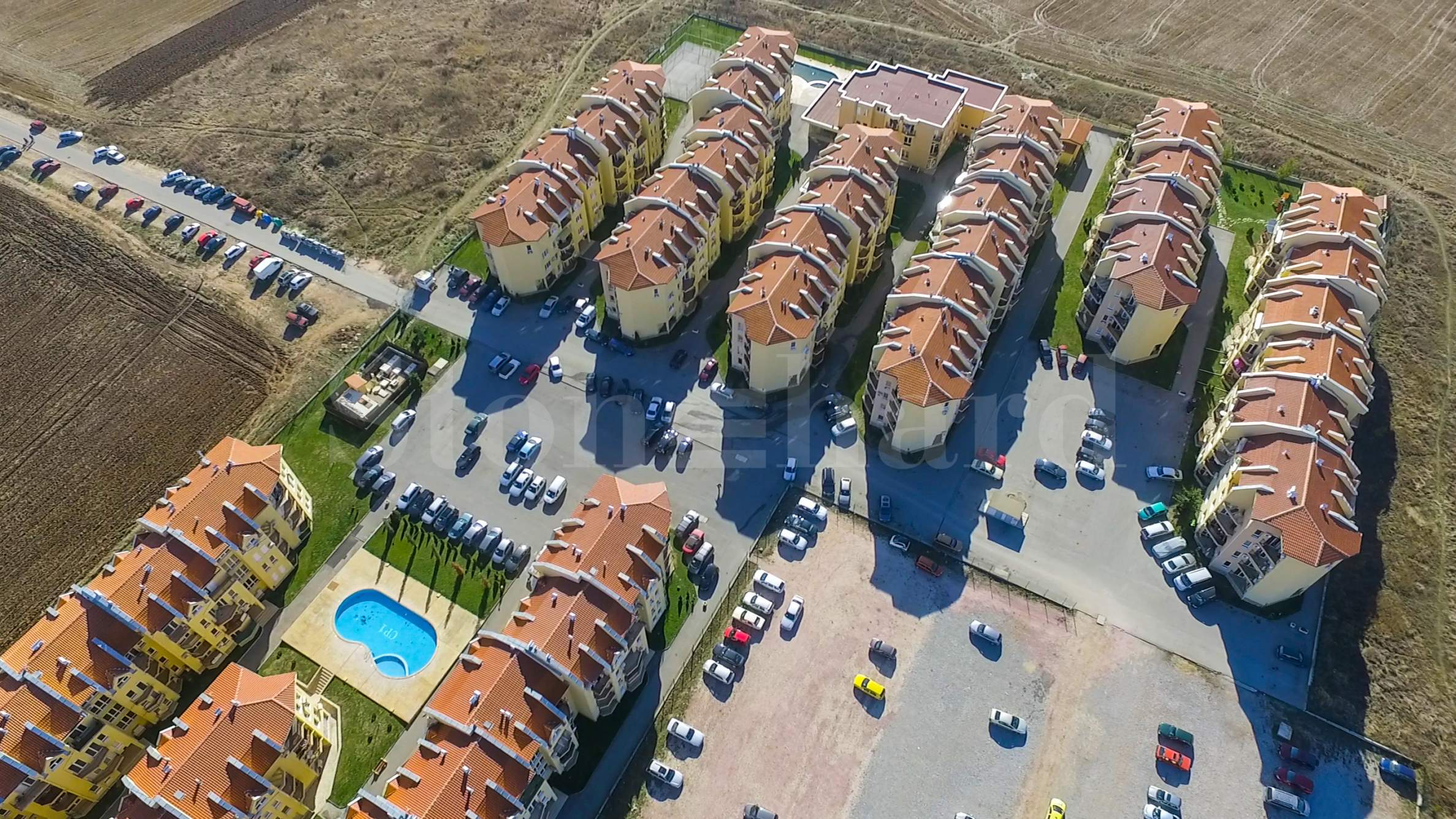 New apartments in gated complex near Sofia1 - Stonehard