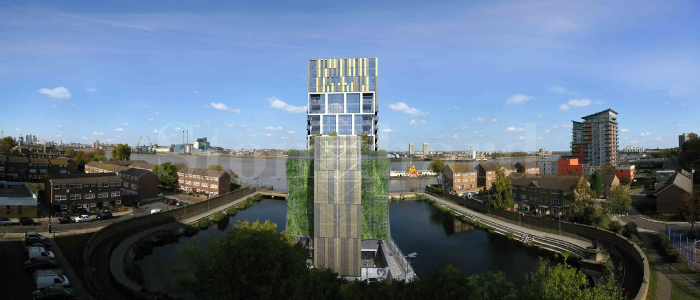 Boutique waterfront tower with competitive prices1 - Stonehard