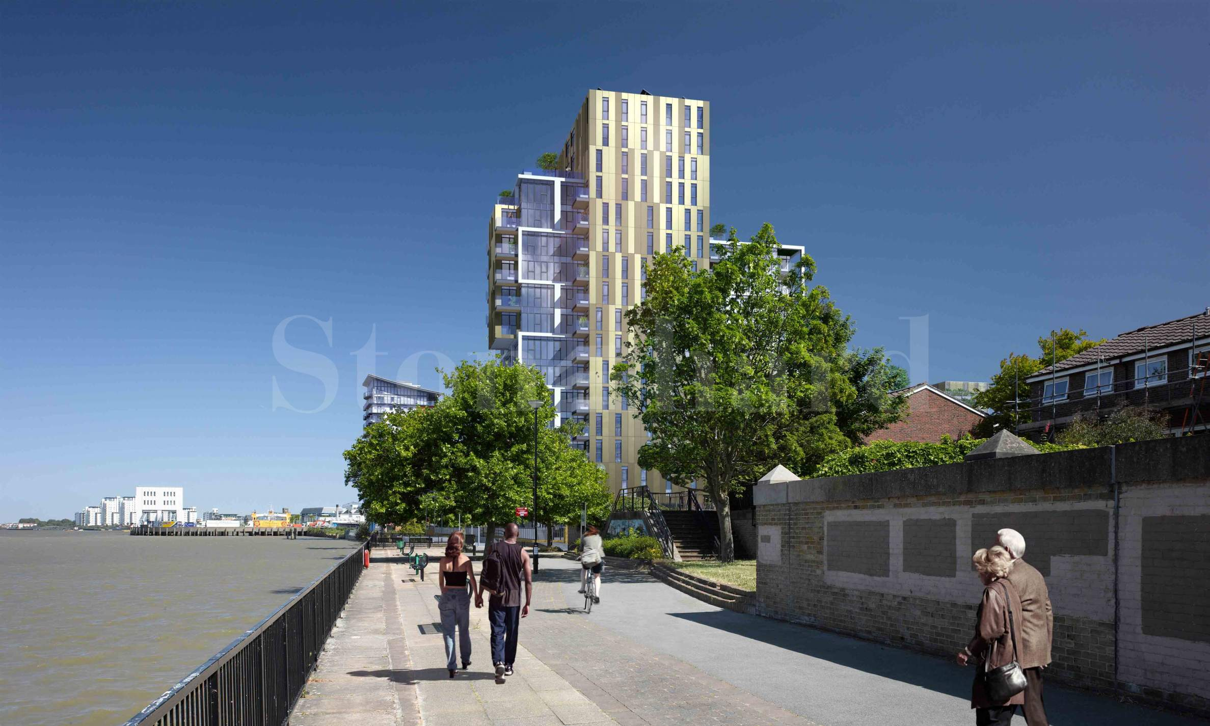 Boutique waterfront tower with competitive prices2 - Stonehard